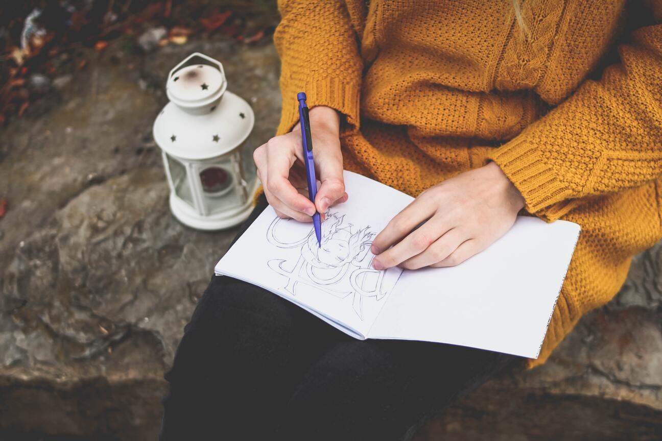 Учимся красиво рисовать: как начать свой путь к созданию шедевров