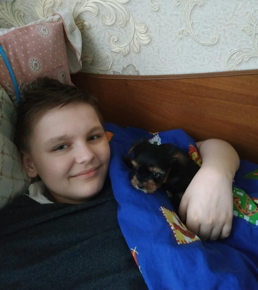 Срочно нужна операция! 13-летний мальчик может потерять руку! Помогите Роме!
