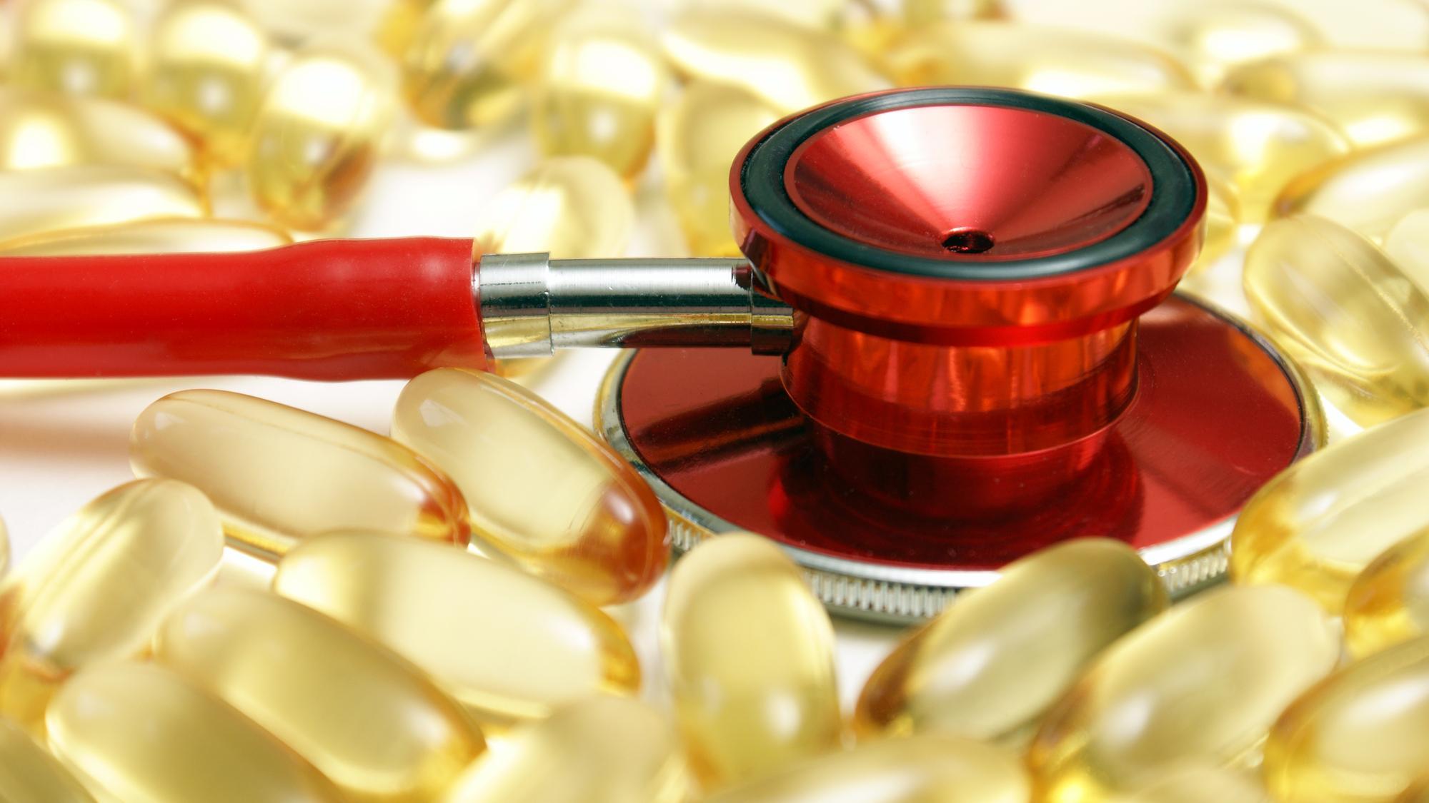 Эффективность омега-3 кислот в предупреждении болезней сердца поставлена под вопрос
