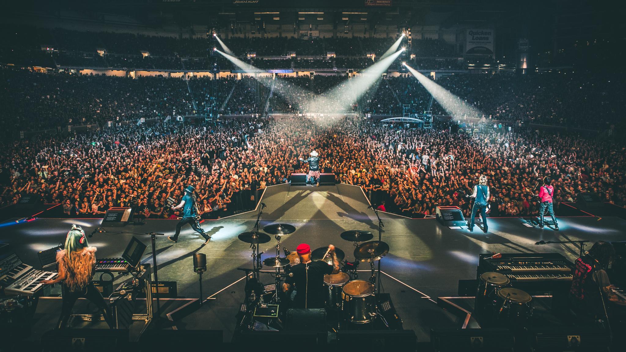 Концерты во время пандемии могут быть не так опасны, как считалось