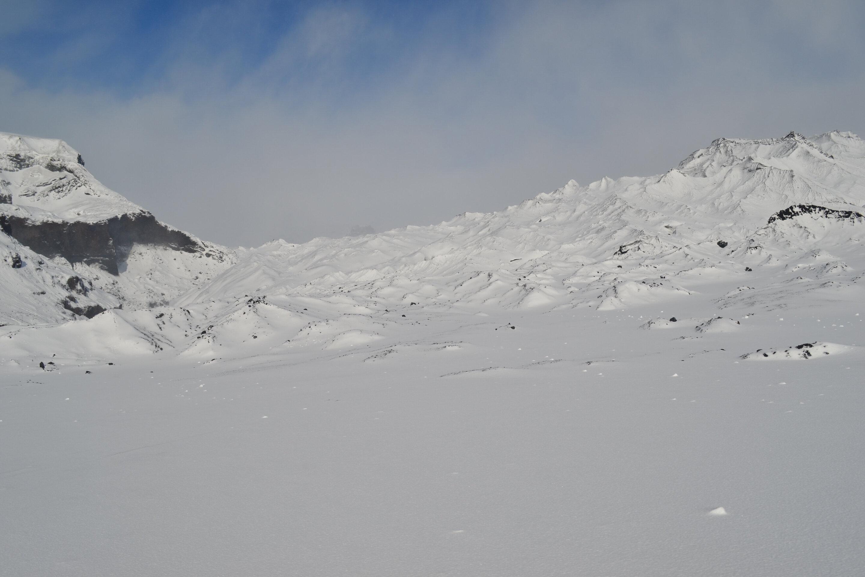Под ледниками обнаружен источник свободного водорода, которым питаются бактерии