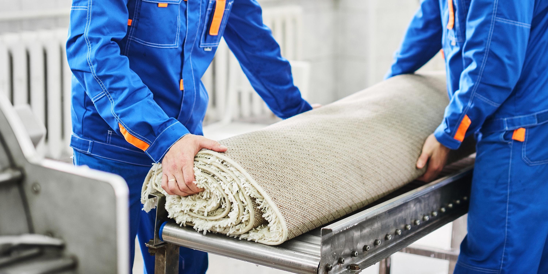 Химчистка ковров с неприятным запахом