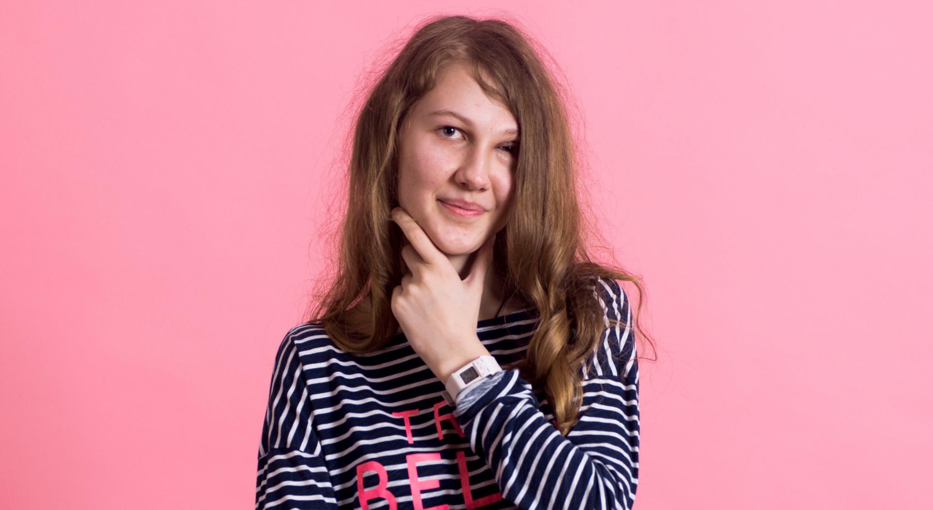 Маша Давидовская закончила лечение. Семья Марии благодарит всех, кто откликнулся на историю девушки