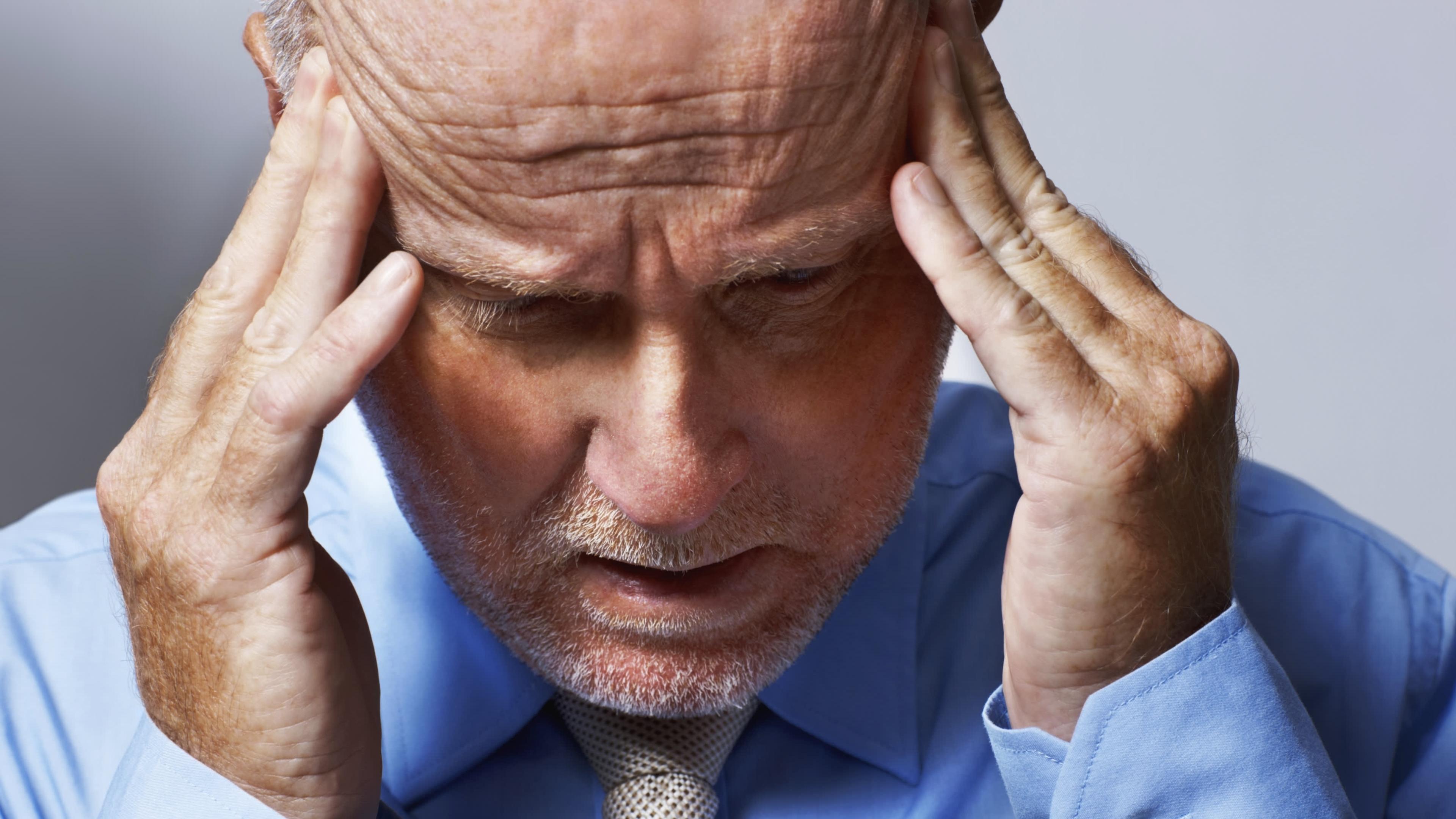 Симптомы депрессии увеличивают риск инфарктов и инсультов