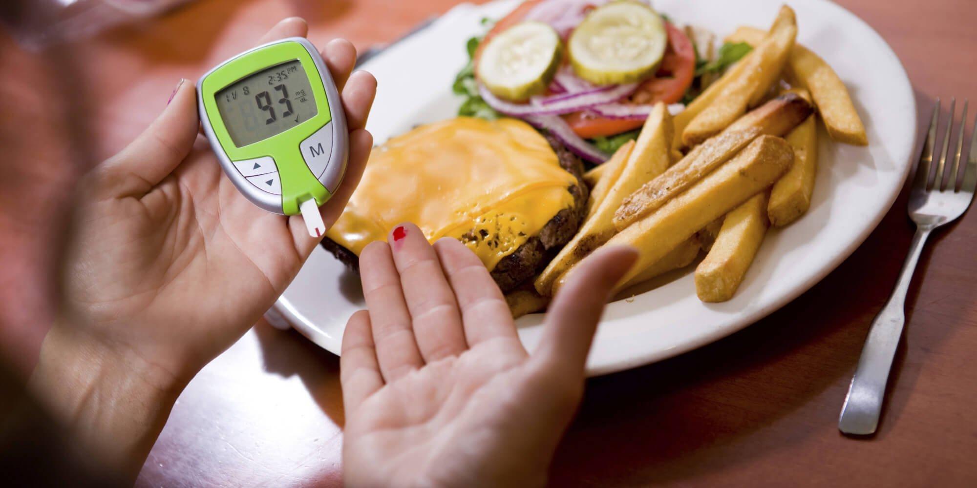 Фастфуд вызывает эпидемию диабета по всей планете