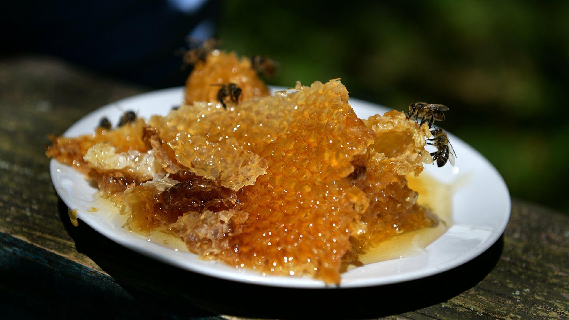 Ищем пестициды в мёде. Без спирта не получится