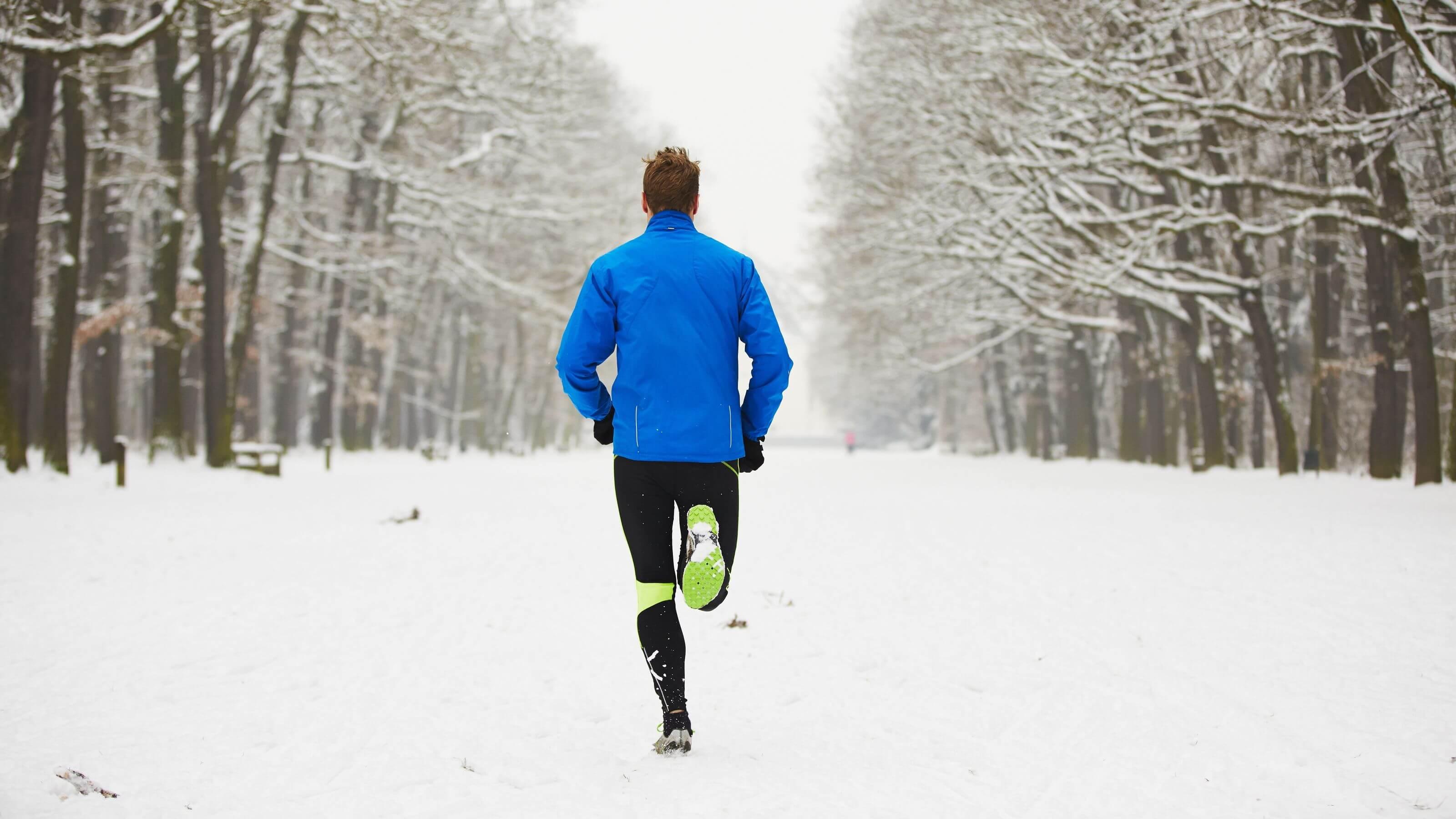 Упражнения на холоде быстрее сжигают жир