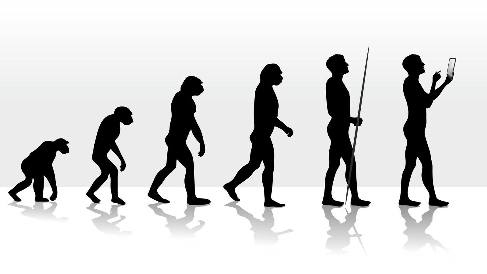 Куда пошел? Как изменился Homo sapiens со времен Дарвина