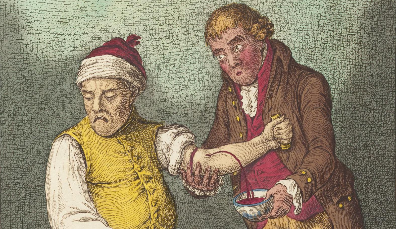 Зачем врачи рекомендовали пациентам кровопускание и почему продолжают делать это сейчас