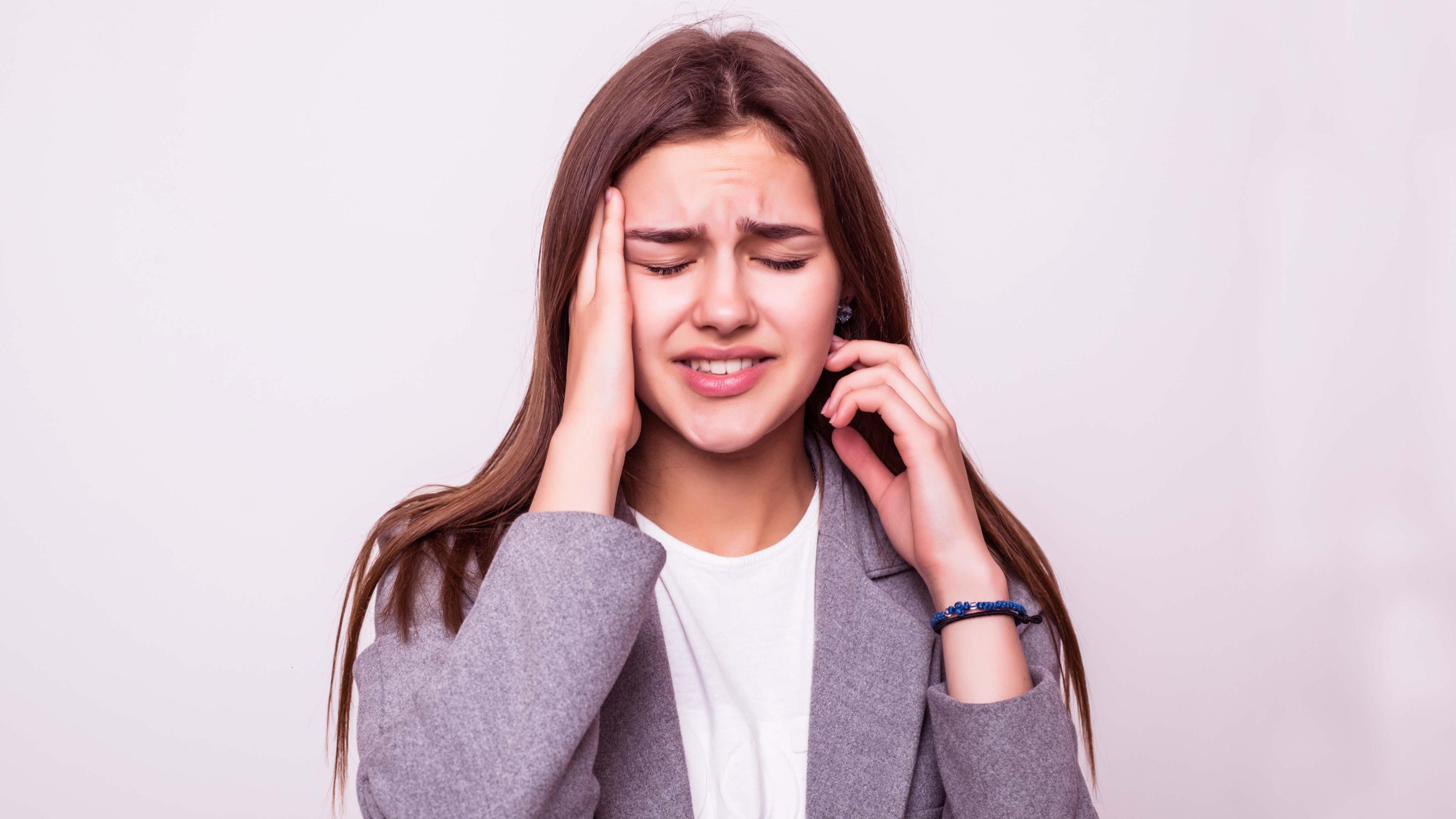 Многие люди живут с симптомами сотрясения мозга