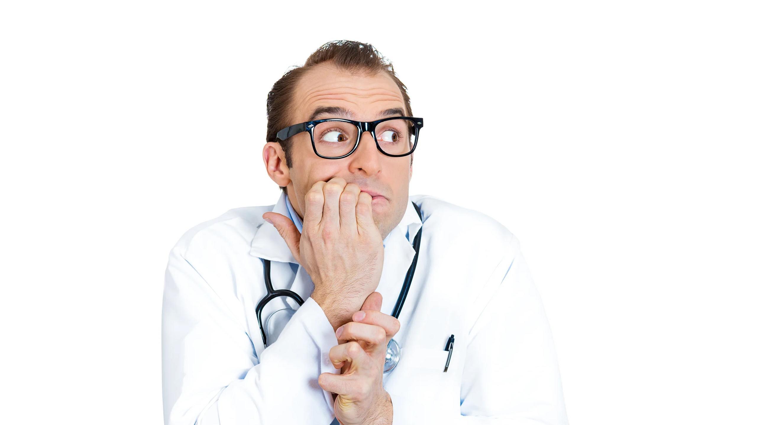 Суеверие по-медицински