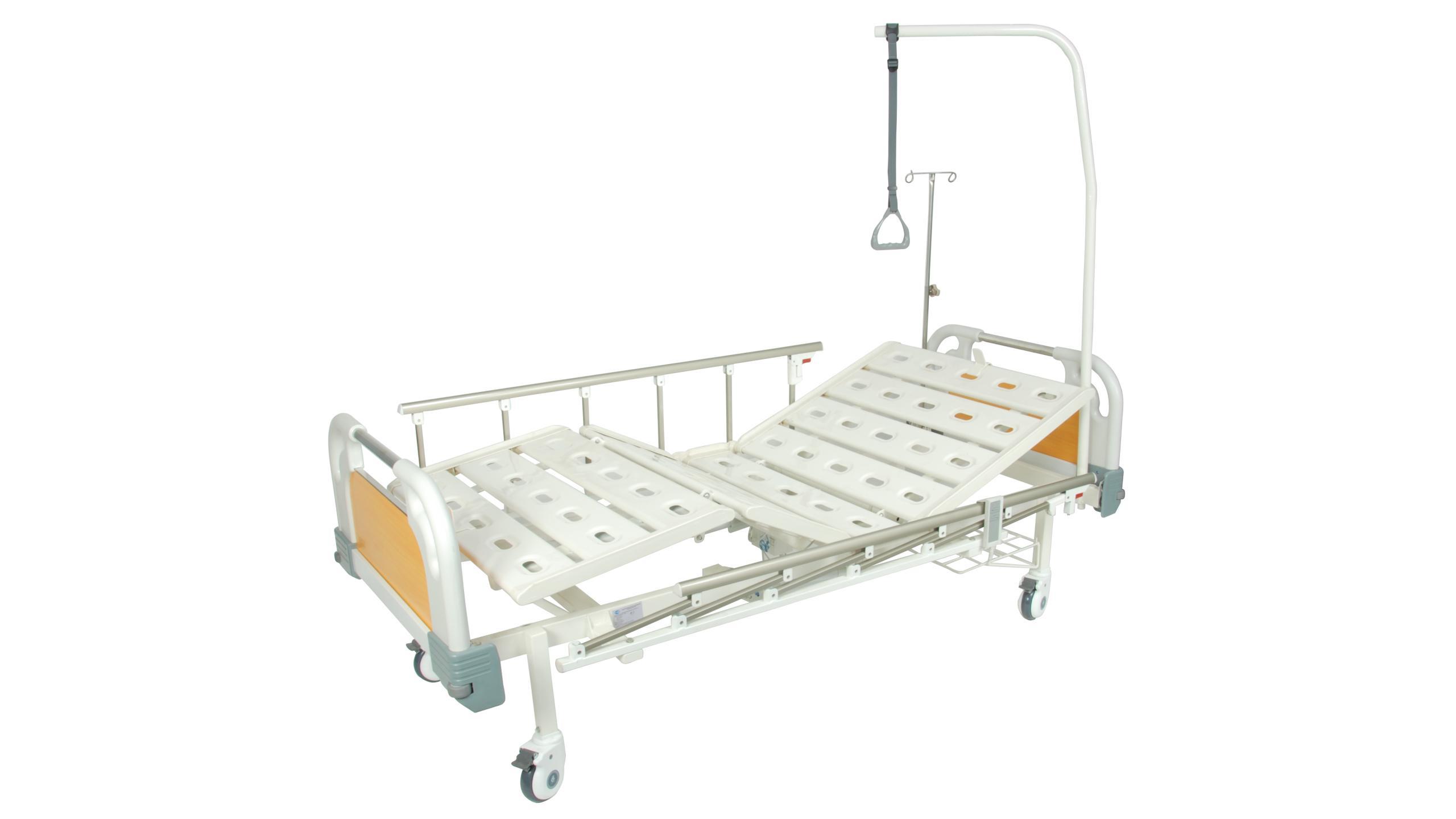 Как выглядит уход за лежачим больным? Почему ему необходима медицинская кровать?