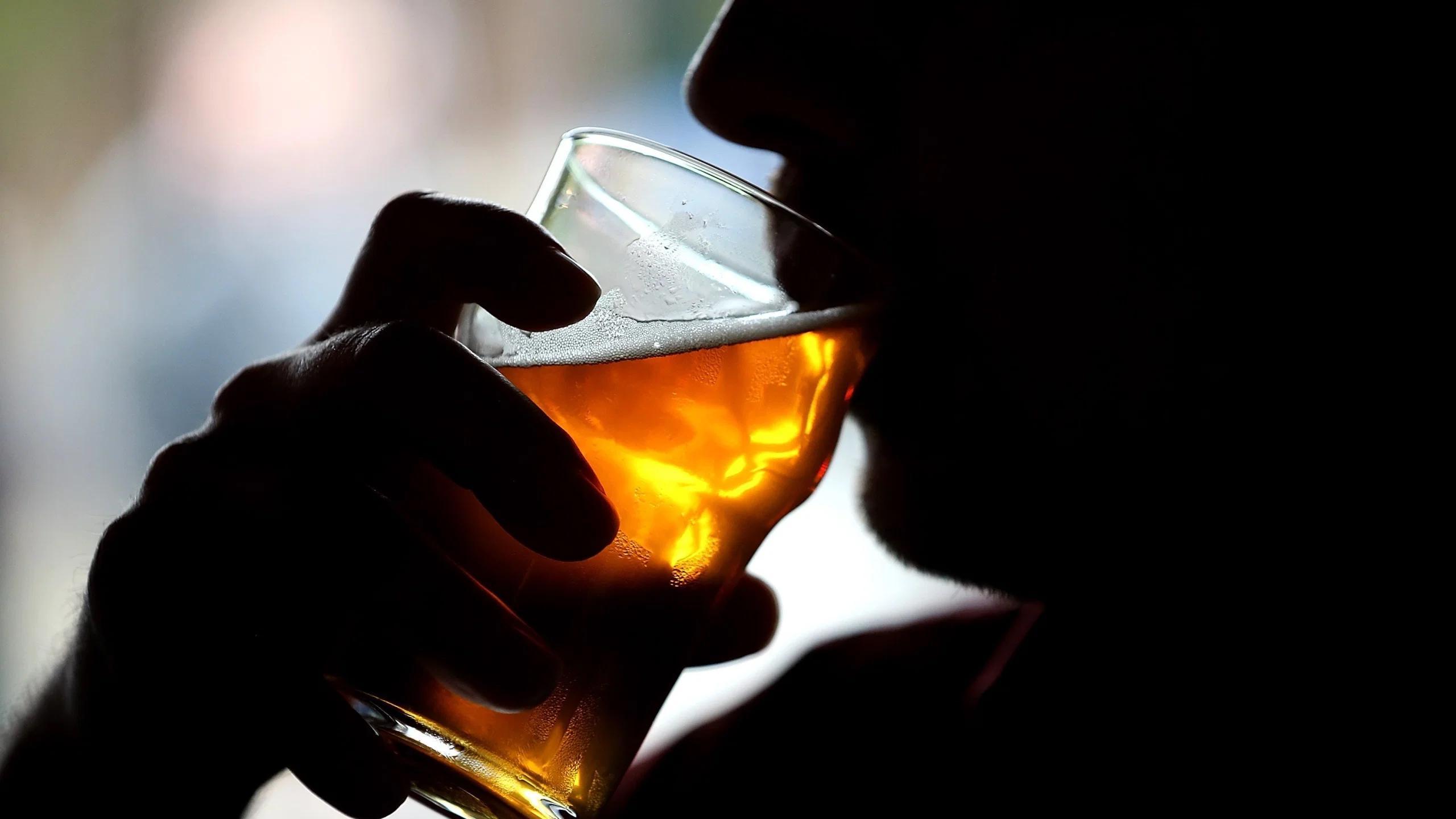 Идентифицирована нейронная сеть, ответственная за склонность к алкоголизму