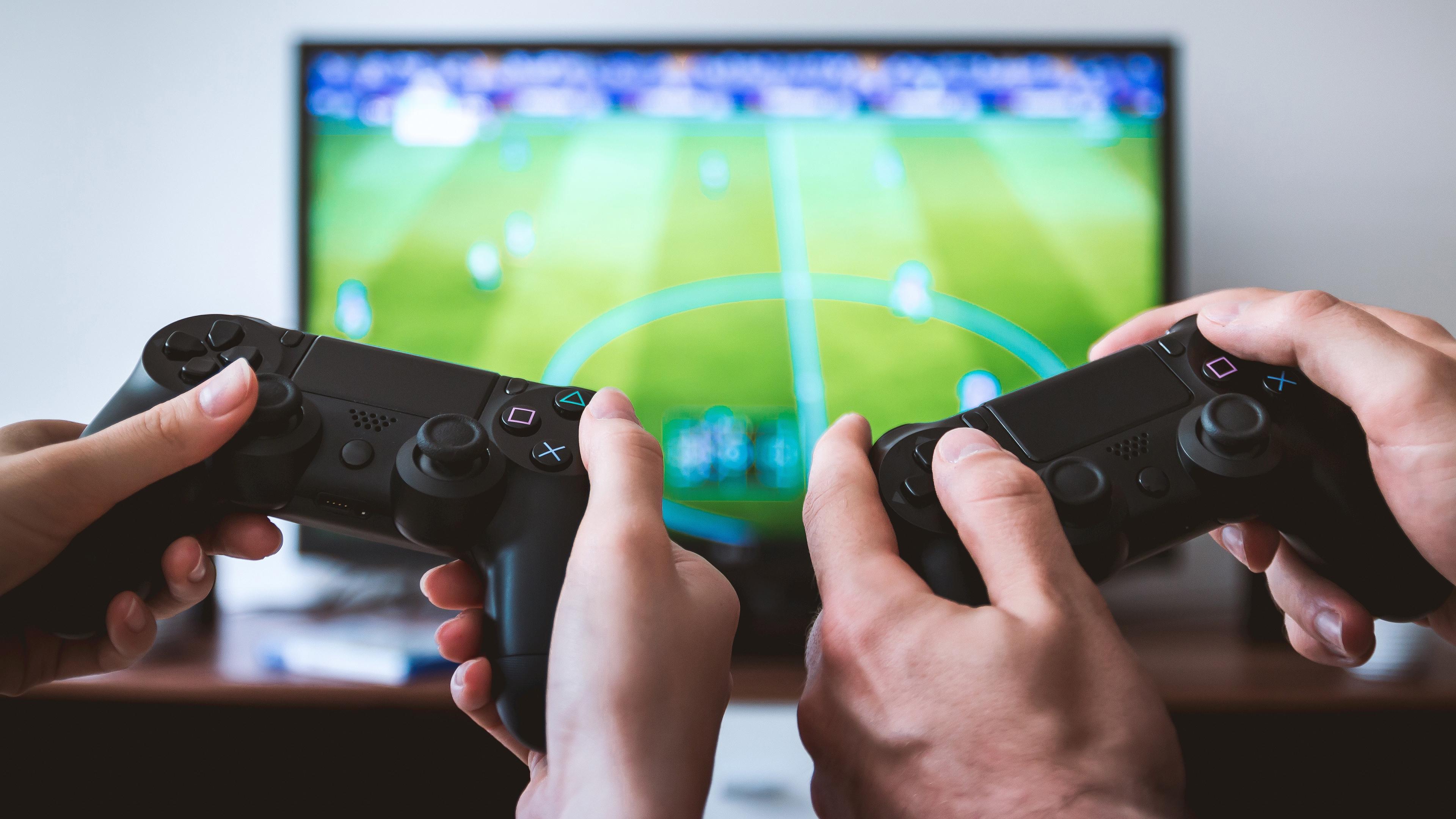 Мальчики, играющие в видеоигры, возможно, меньше склонны к депрессии