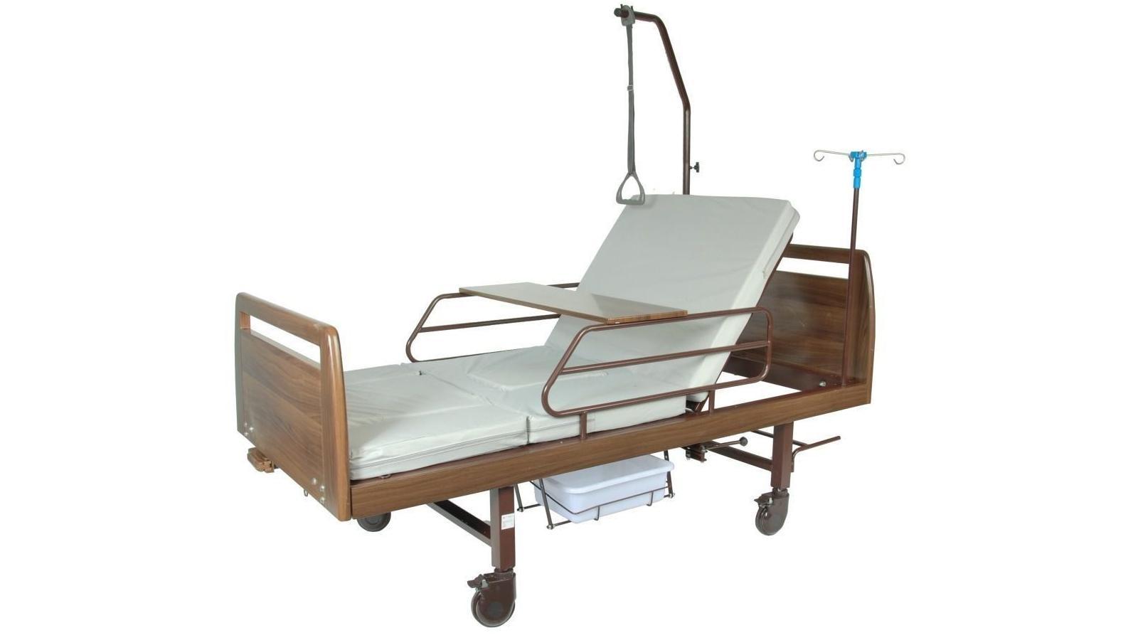 Медицинские кровати-трансформеры: предназначение и особенности выбора