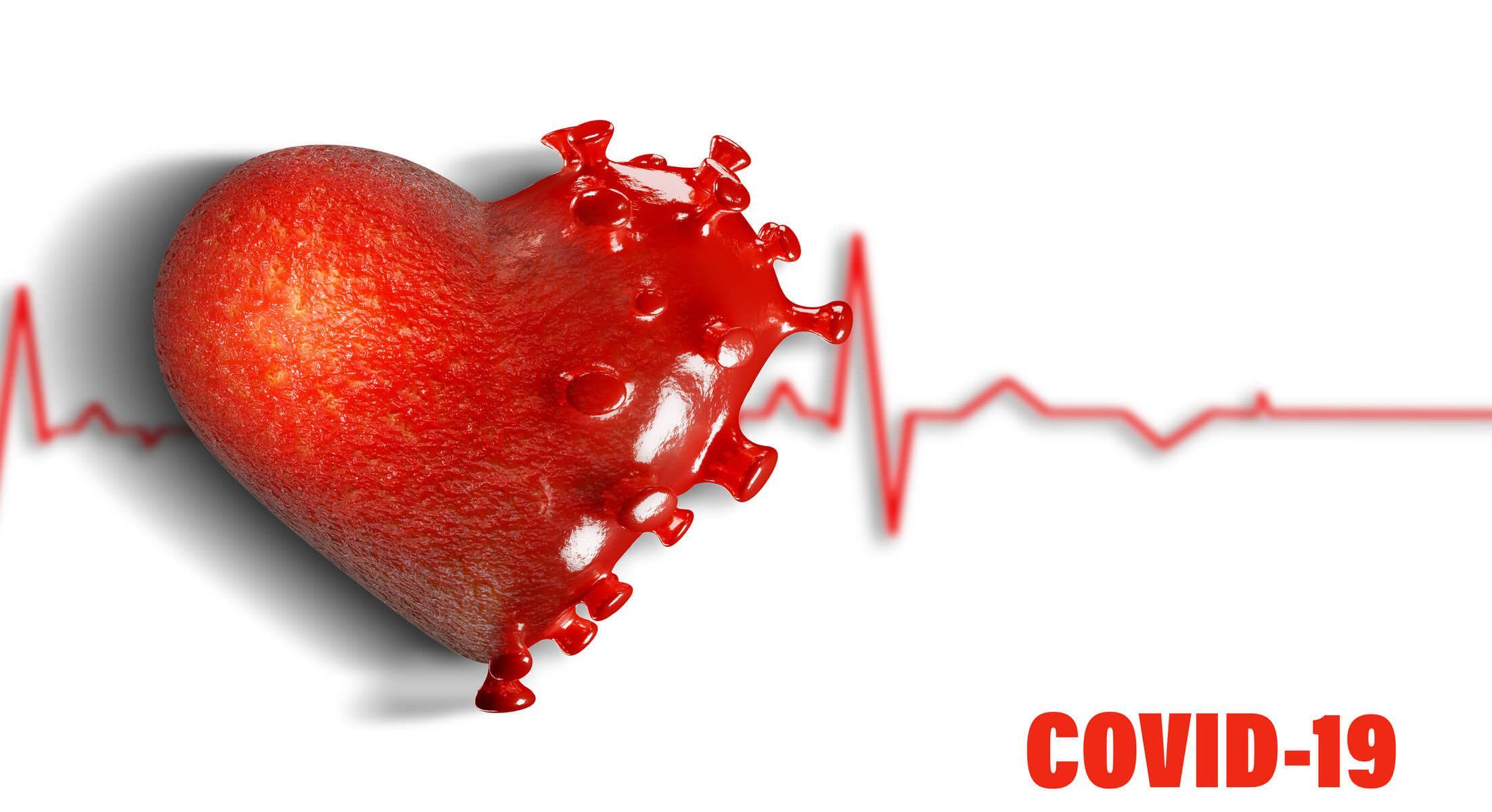Около 50% тяжелых пациентов с коронавирусом имеют признаки повреждения сердца