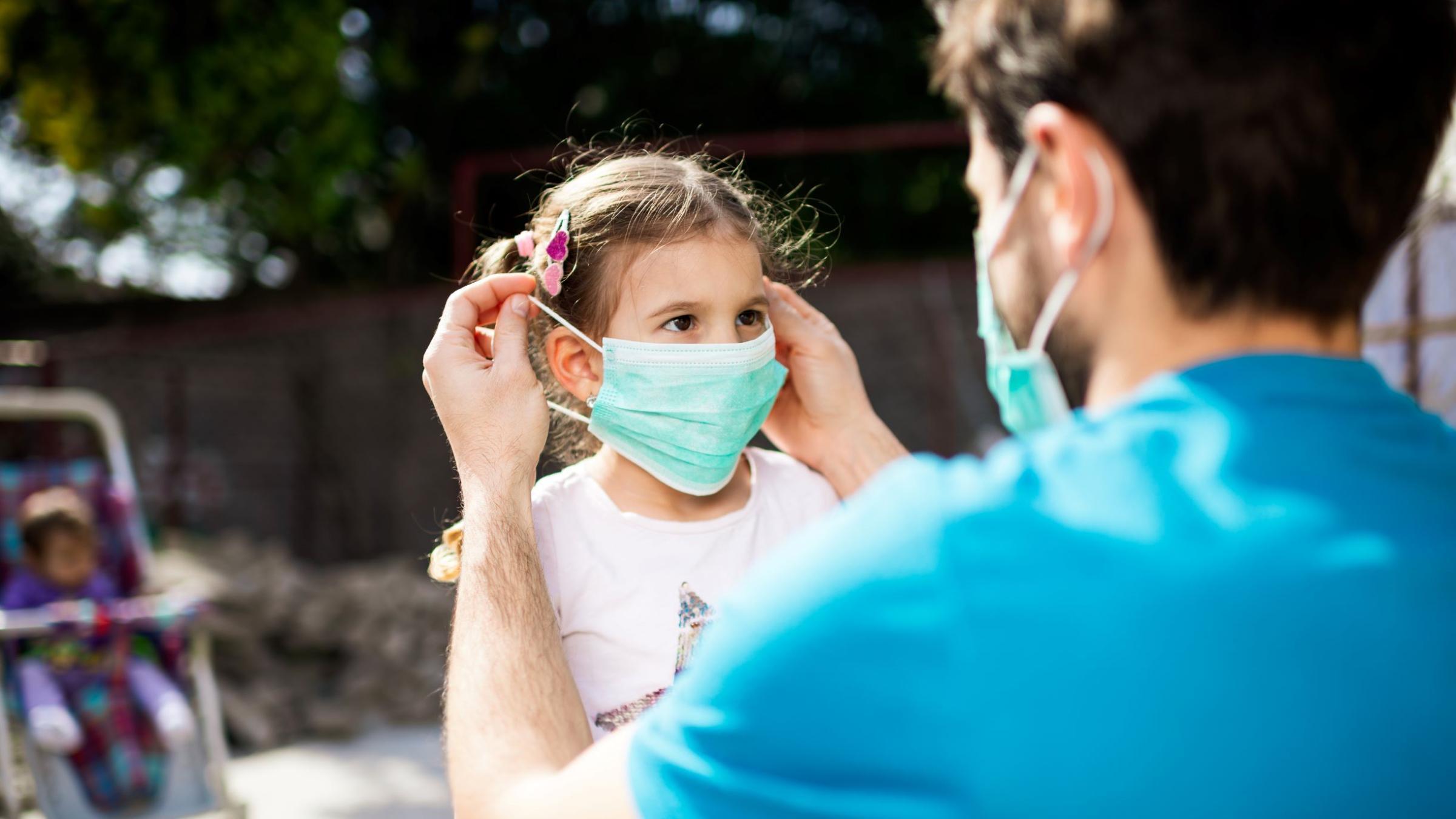 Дети с бессимптомным коронавирусом могут столкнуться с постковидным синдромом