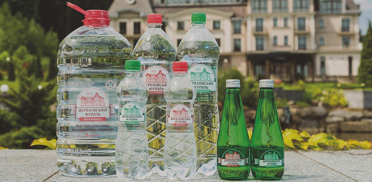 Минеральная вода в Закарпатье