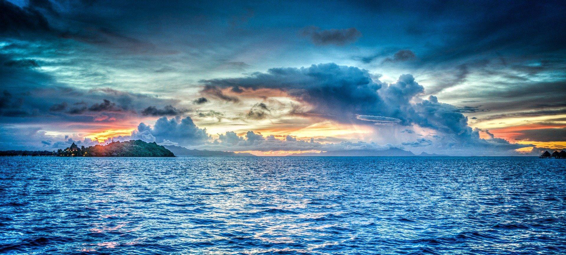 Скорость циркуляции воды в Атлантике упала до самого низкого за 1000 лет уровня