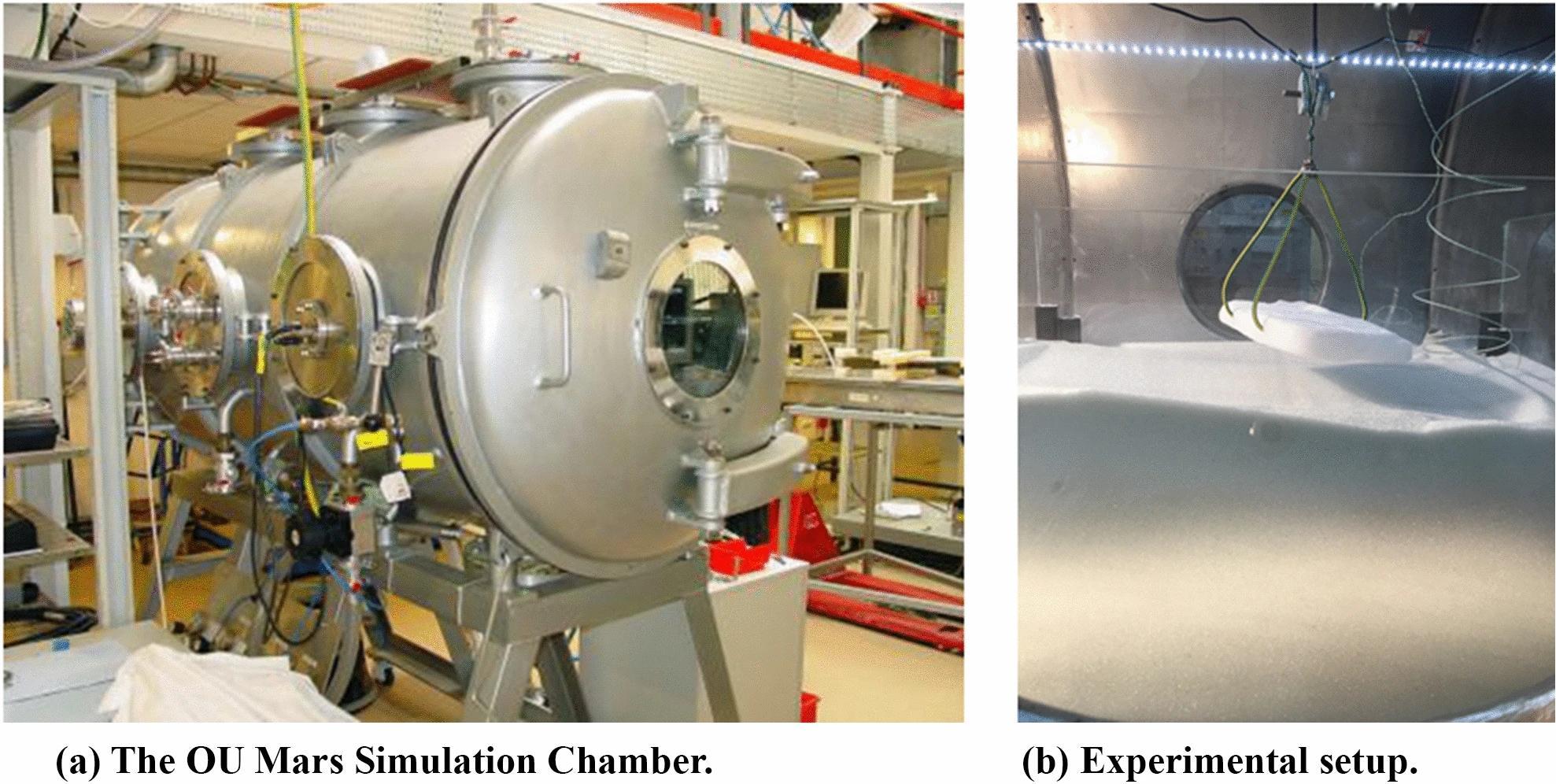 Араниеформы воспроизвели в лаборатории, подтвердив гипотезу о природе загадочных формирований на Марсе