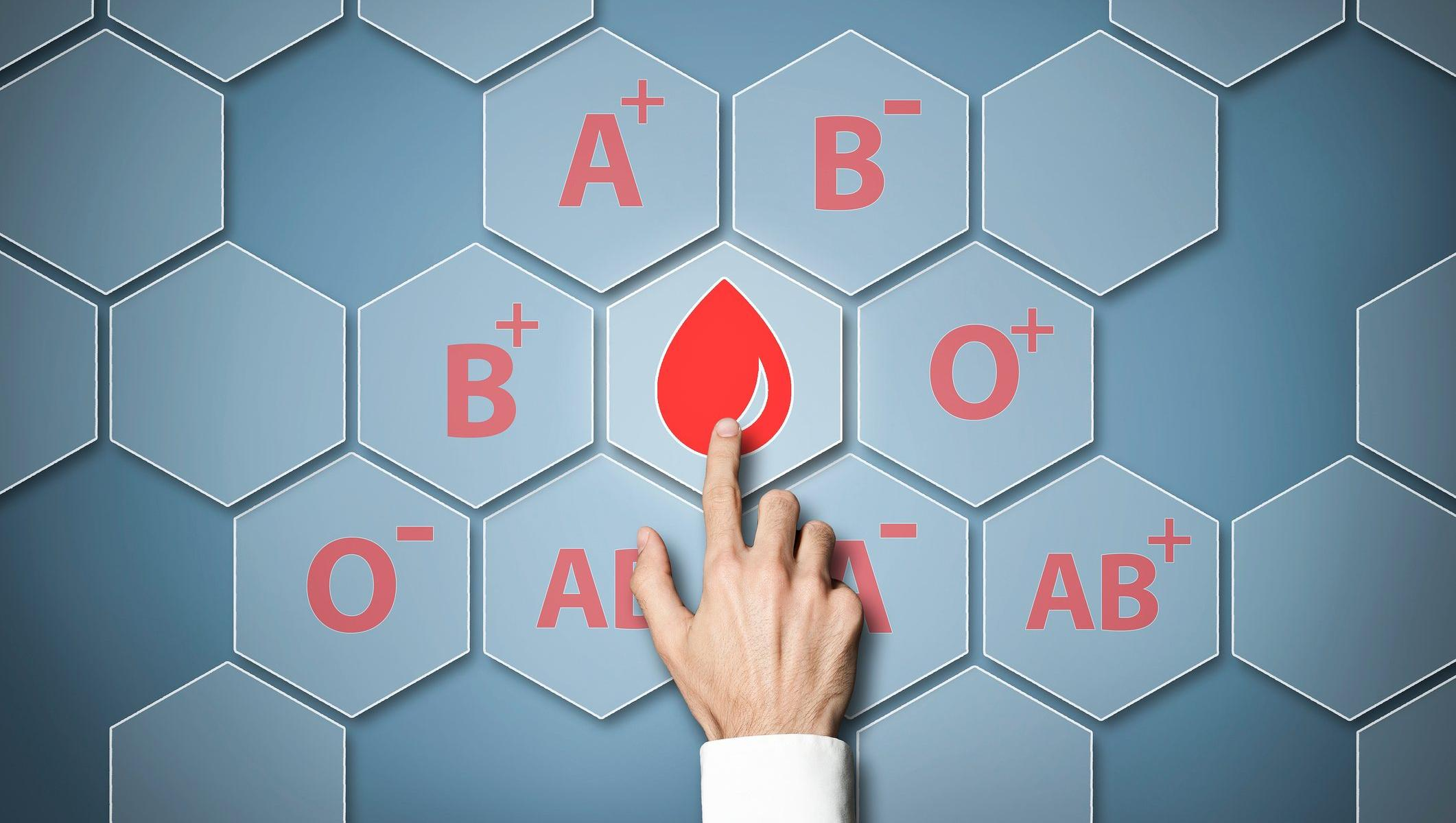 Новый коронавирус любит вторую группу крови