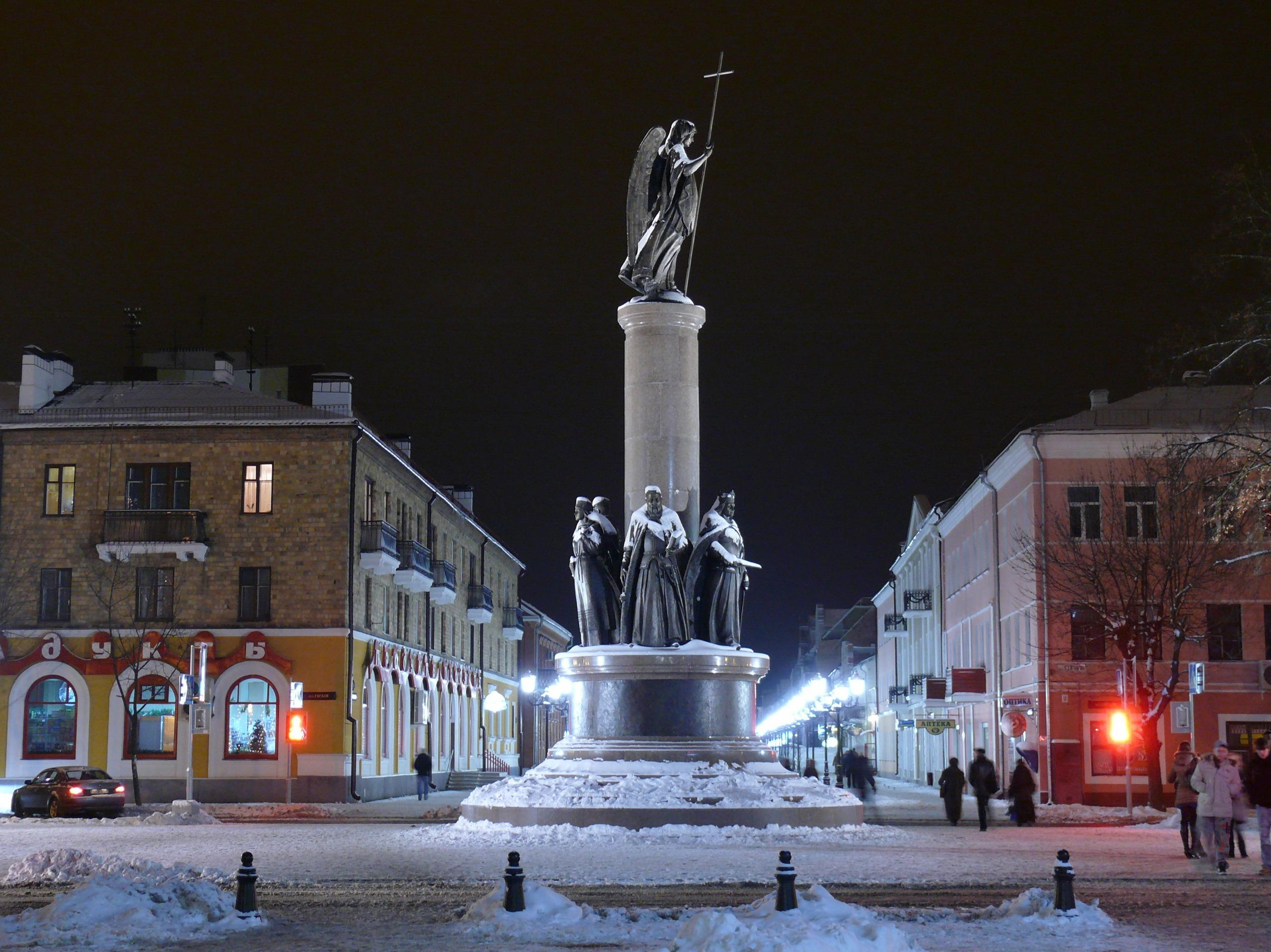 Топ-3 достопримечательностей Беларуси