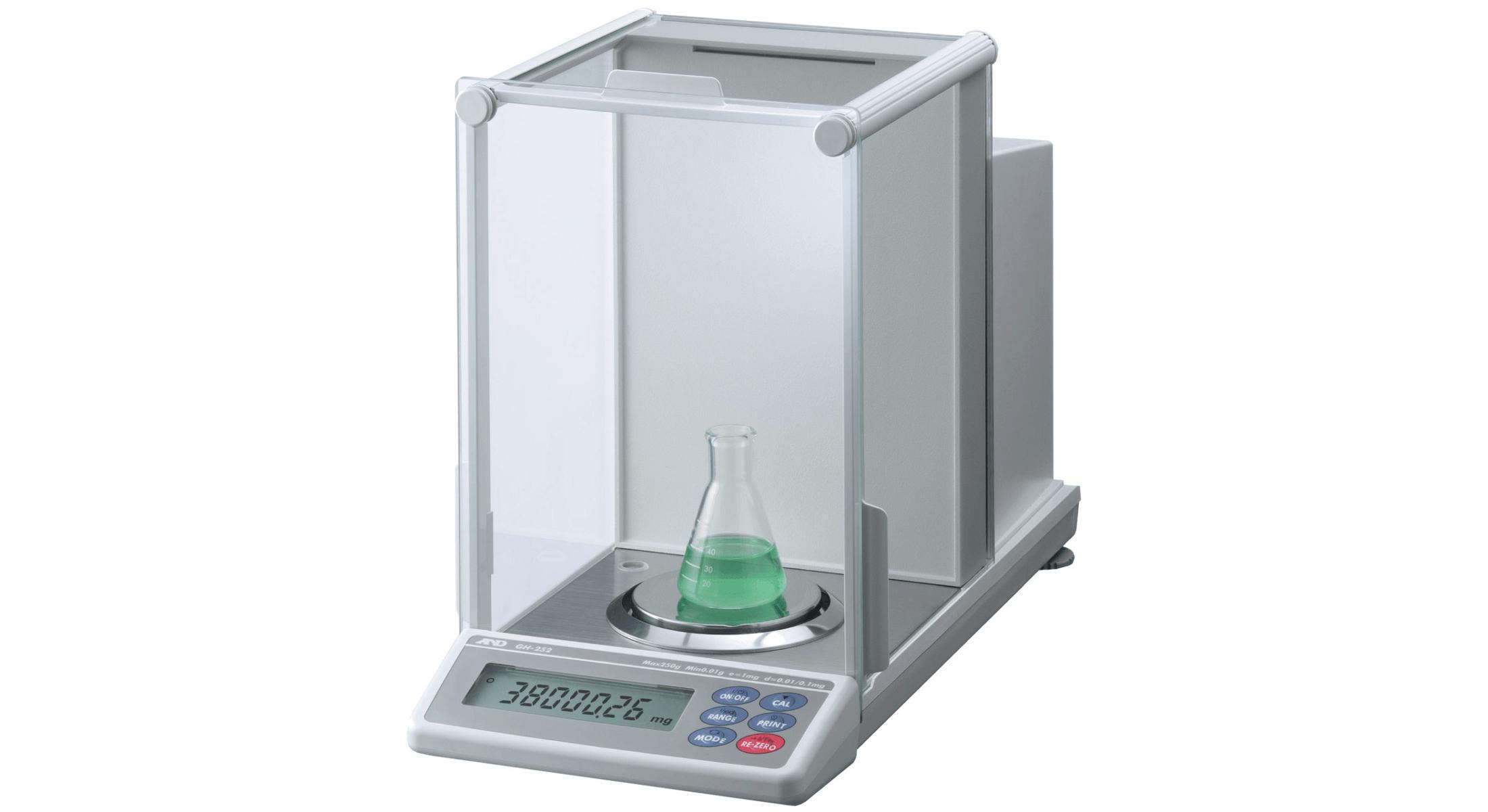 Как выбрать аналитические лабораторные весы – полезные материалы от A&D