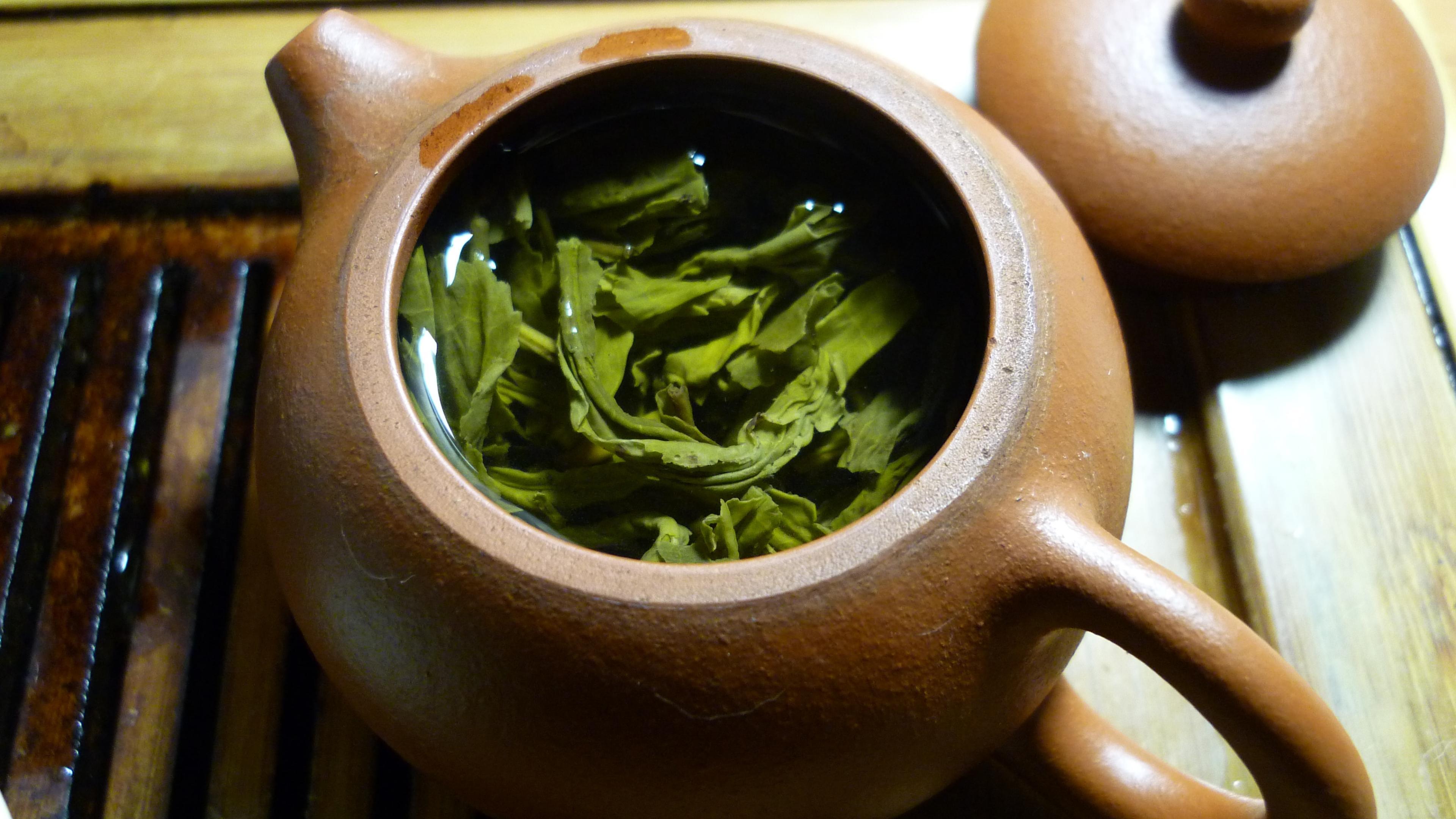 Зеленый чай может помочь детям с синдромом Дауна