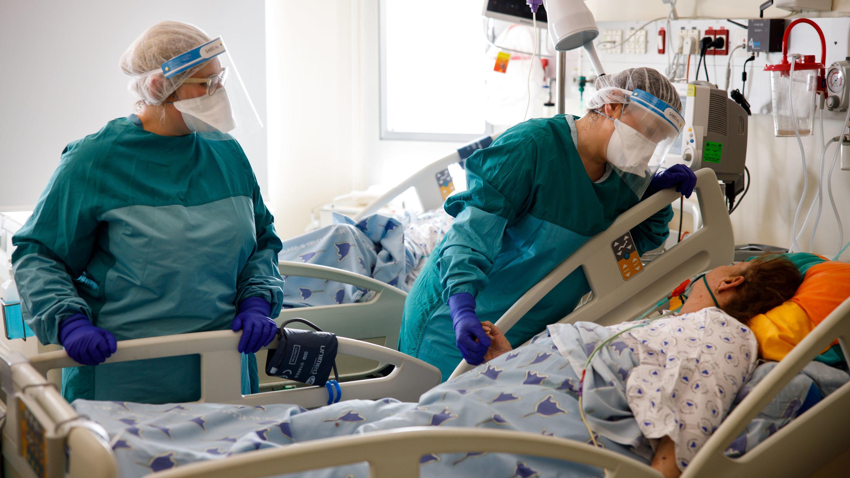 В Израиле обнаружили новый штамм коронавируса