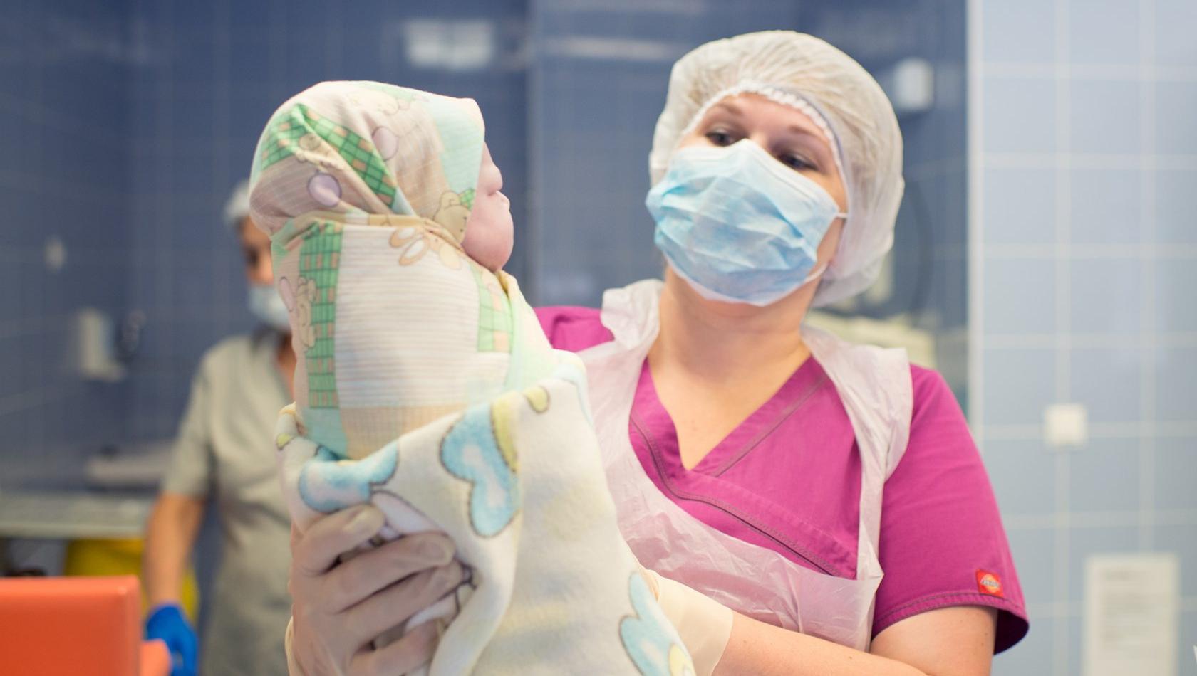 Передача Covid-19 от матери к плоду во время беременности подтверждена методами протеомики