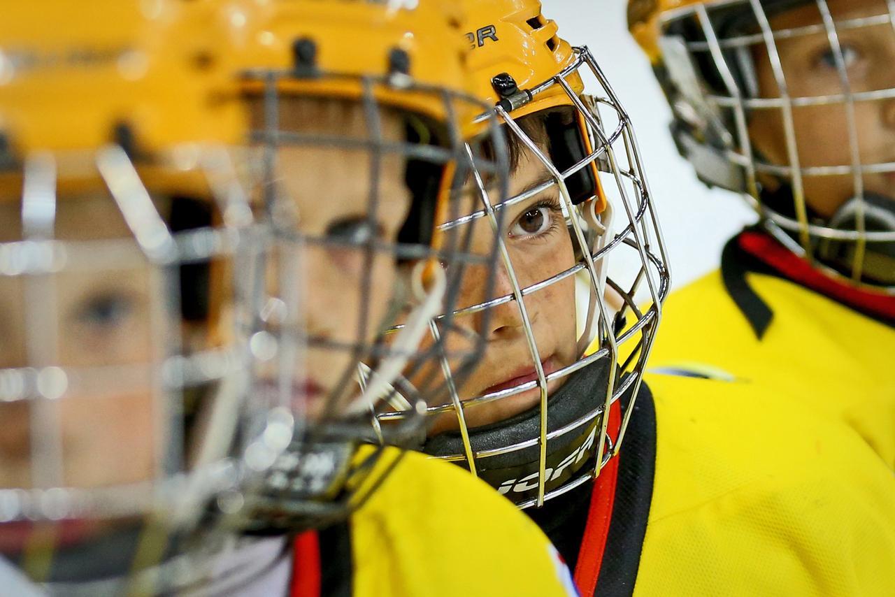 Детский хоккей. Отдавать ли ребенка в секцию?