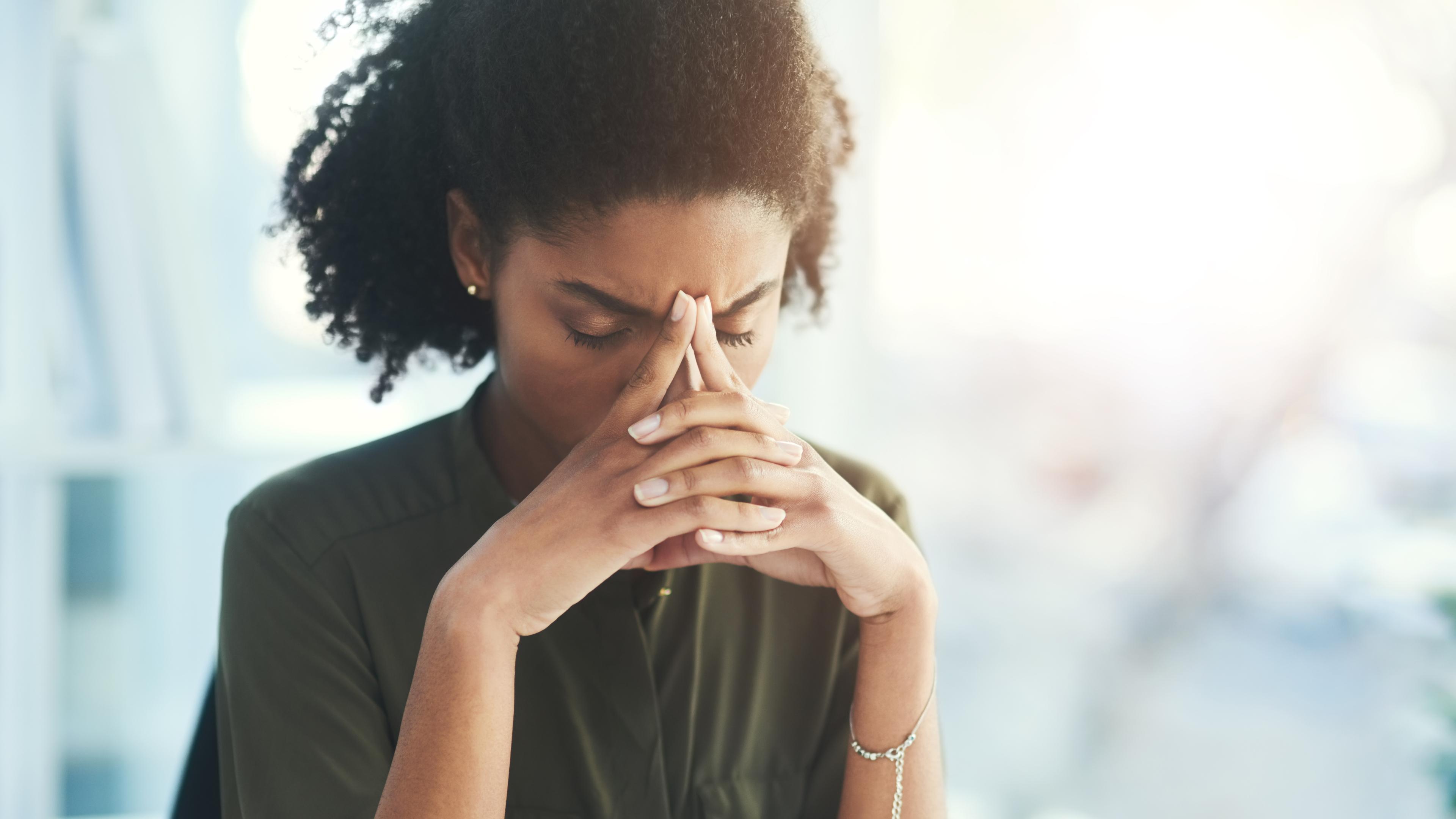 Как мимолетные огорчения полностью подчиняют себе настроение человека