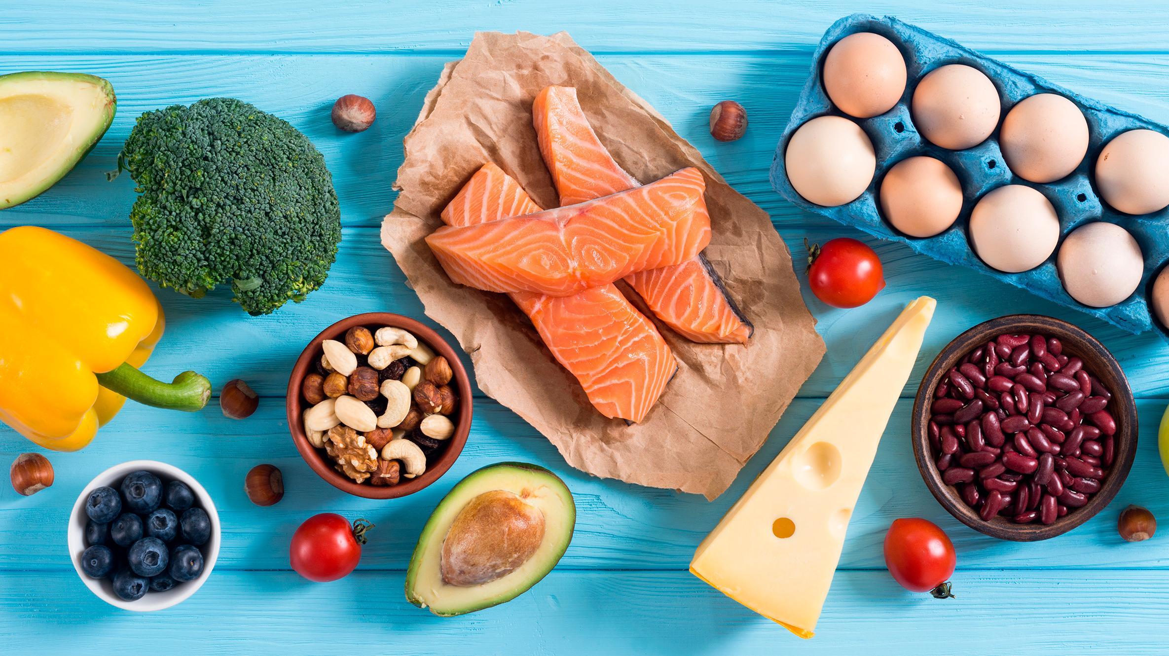Диета с небольшим содержанием жиров снизила уровень тестостерона у мужчин