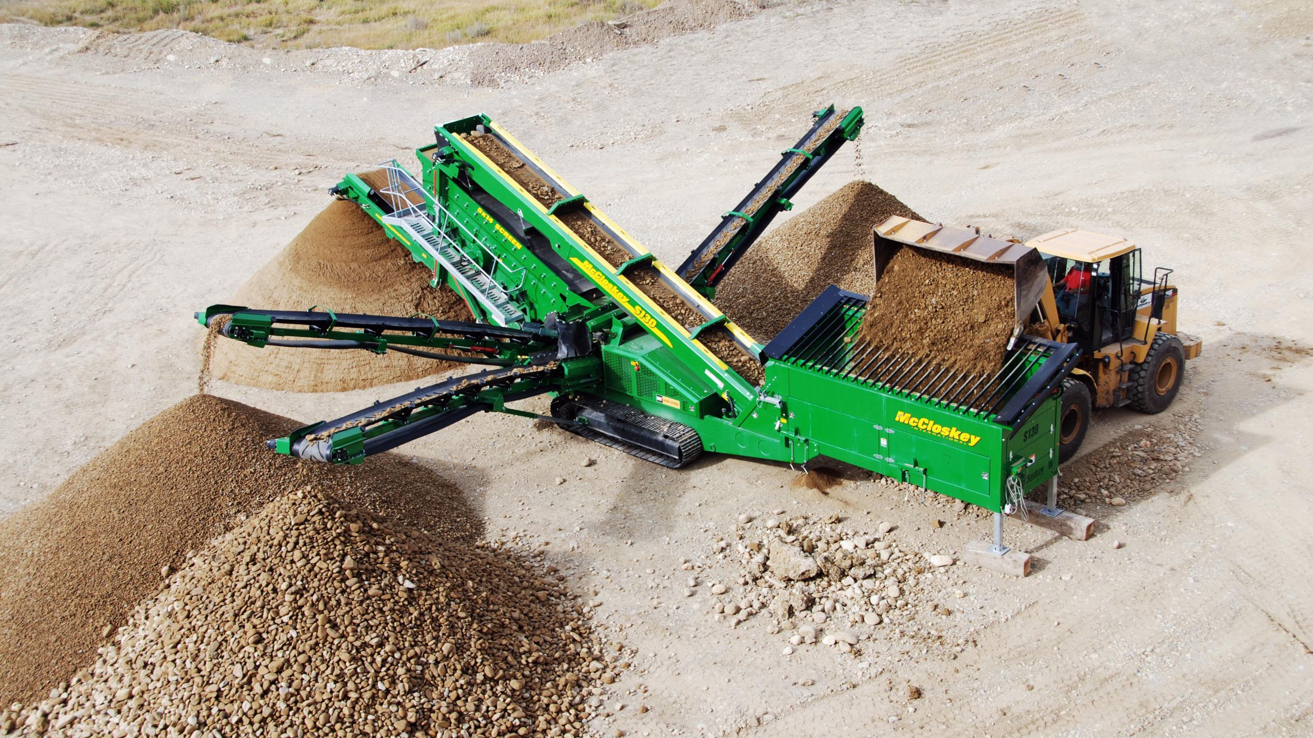 Что такое фракционирование песка