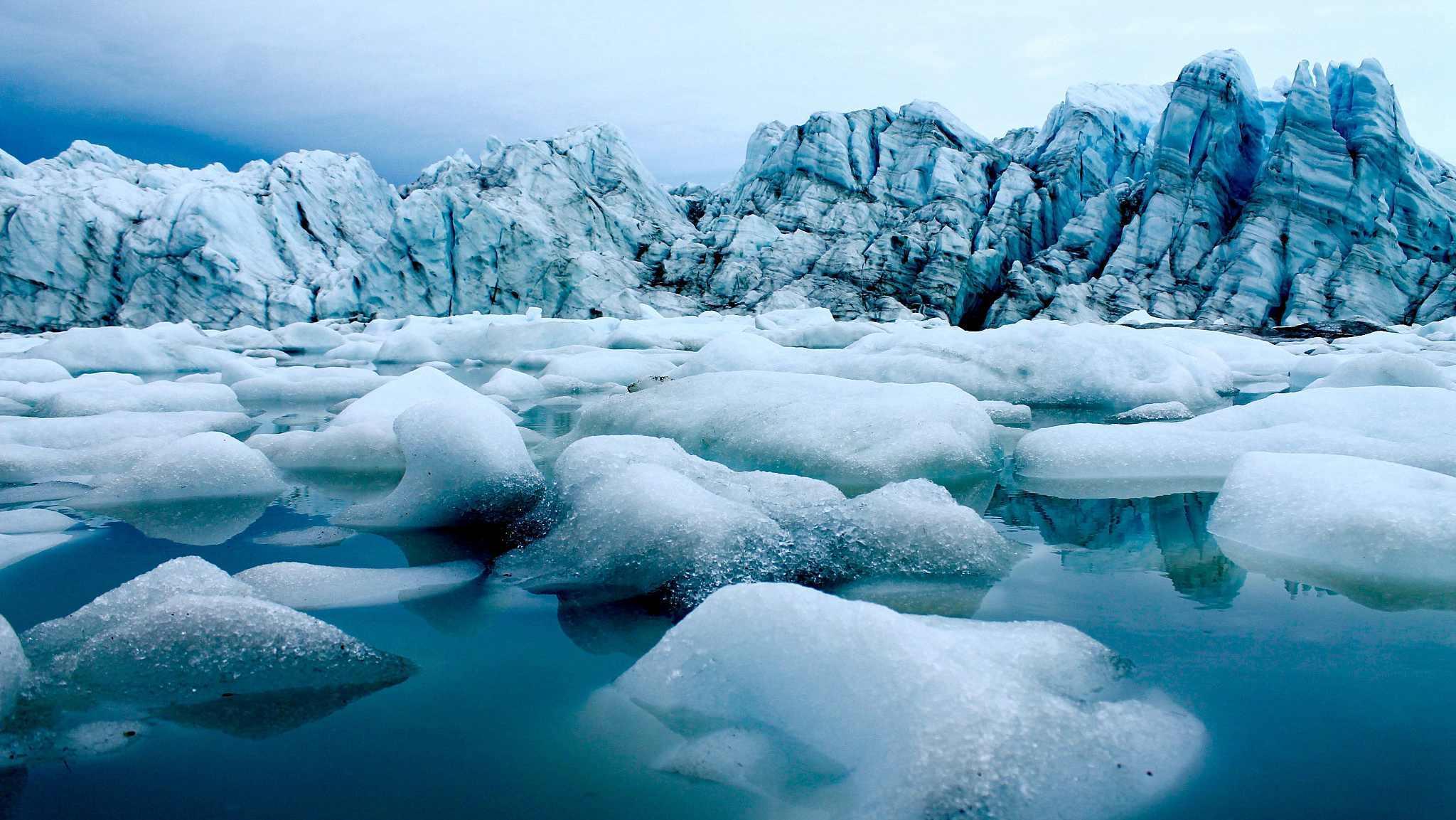 Таяние льда в межледниковые периоды приводило к массивным выбросам метана в Арктике