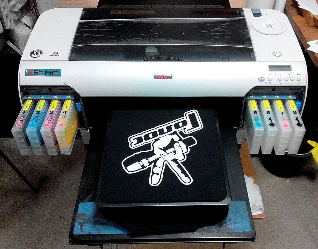 MDMprint рассказали о том, какие виды печати на футболках бывают?