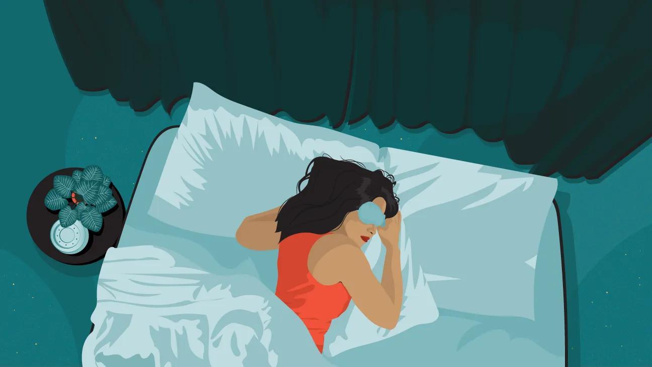 Плохой секс у женщин среднего возраста связали с нарушениями сна