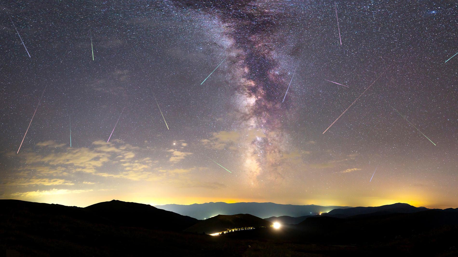Звёздная пыль: на Землю ежегодно падает пять тысяч тонн микрометеоритов