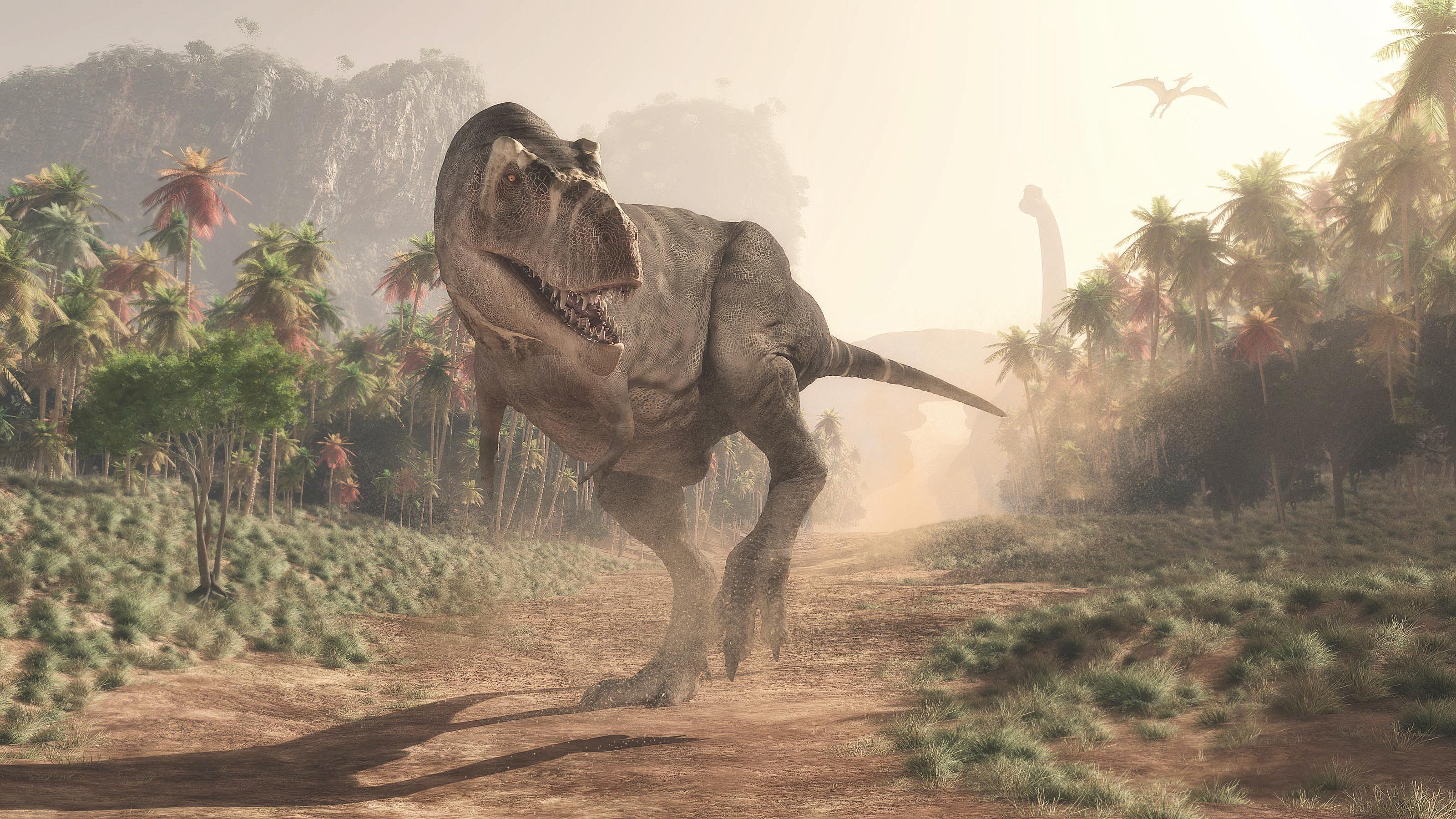 Палеонтологи насчитали два с половиной миллиарда когда-либо живших тираннозавров