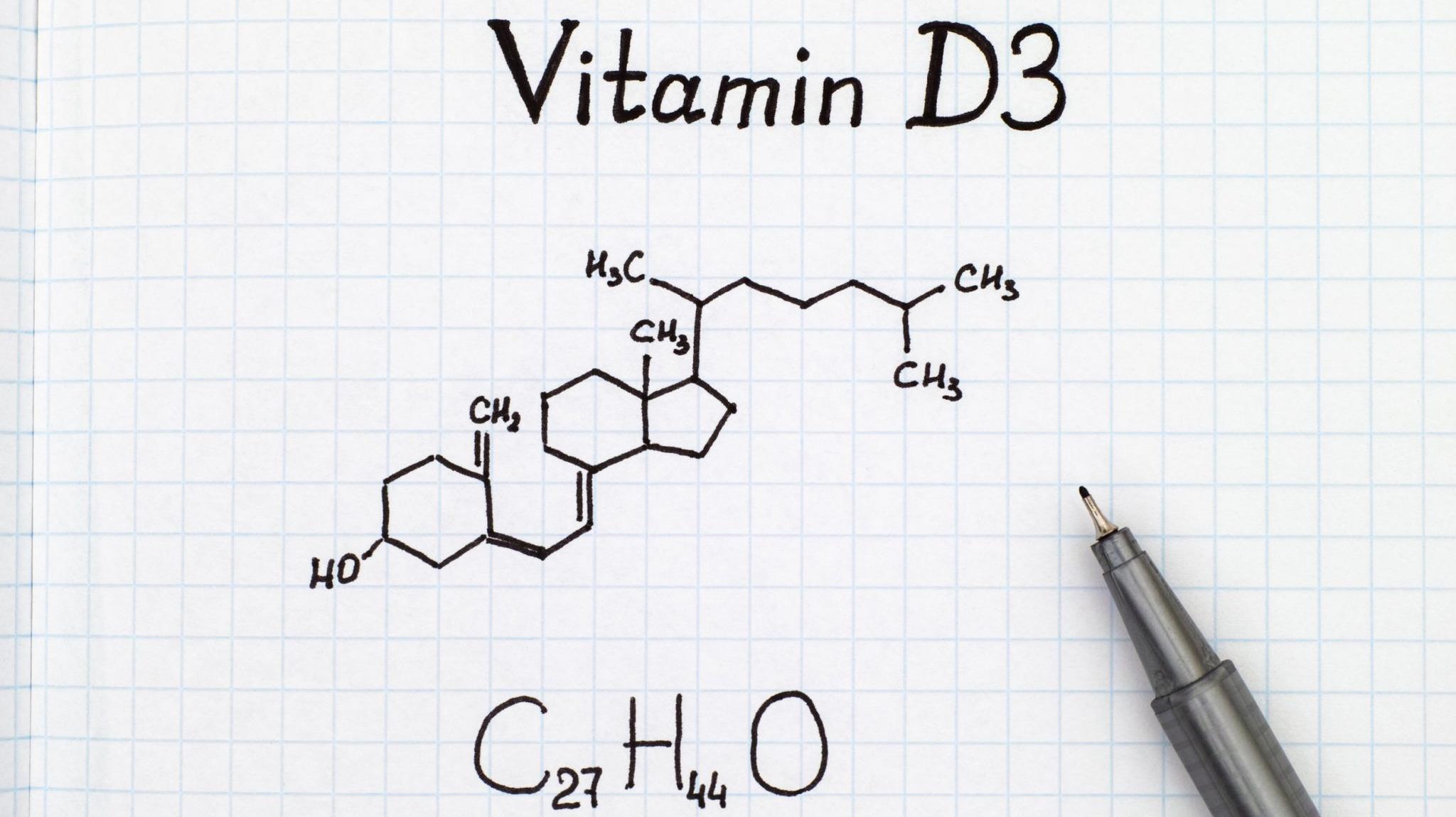 Витамин D не сильно снизил риск развития дыхательных инфекций