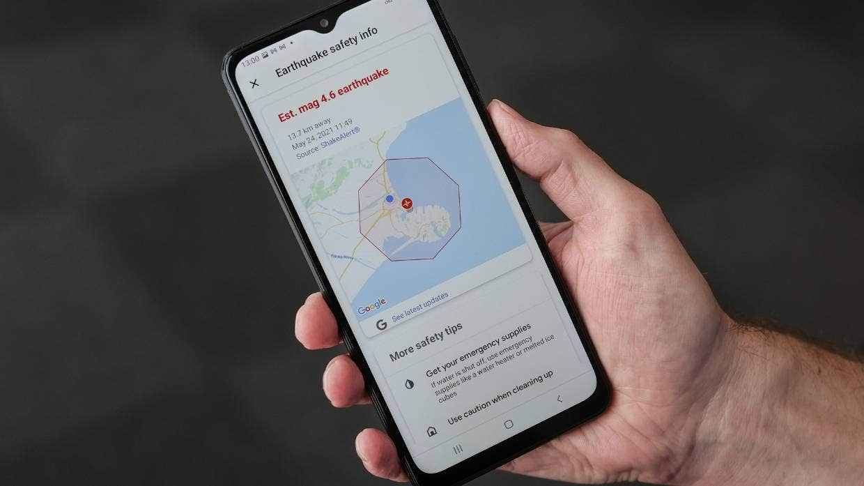 Система оповещений о землетрясениях Google прошла неожиданную «проверку боем» в Новой Зеландии