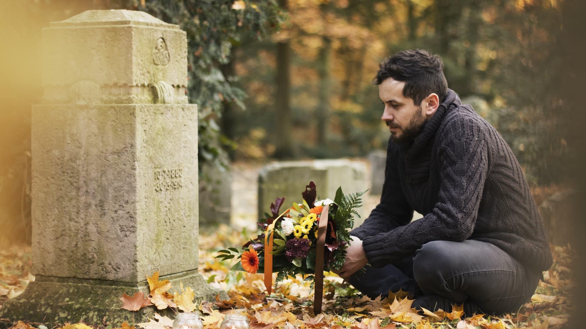 Депрессия после потери супруга связана с воспалительными процессами в организме