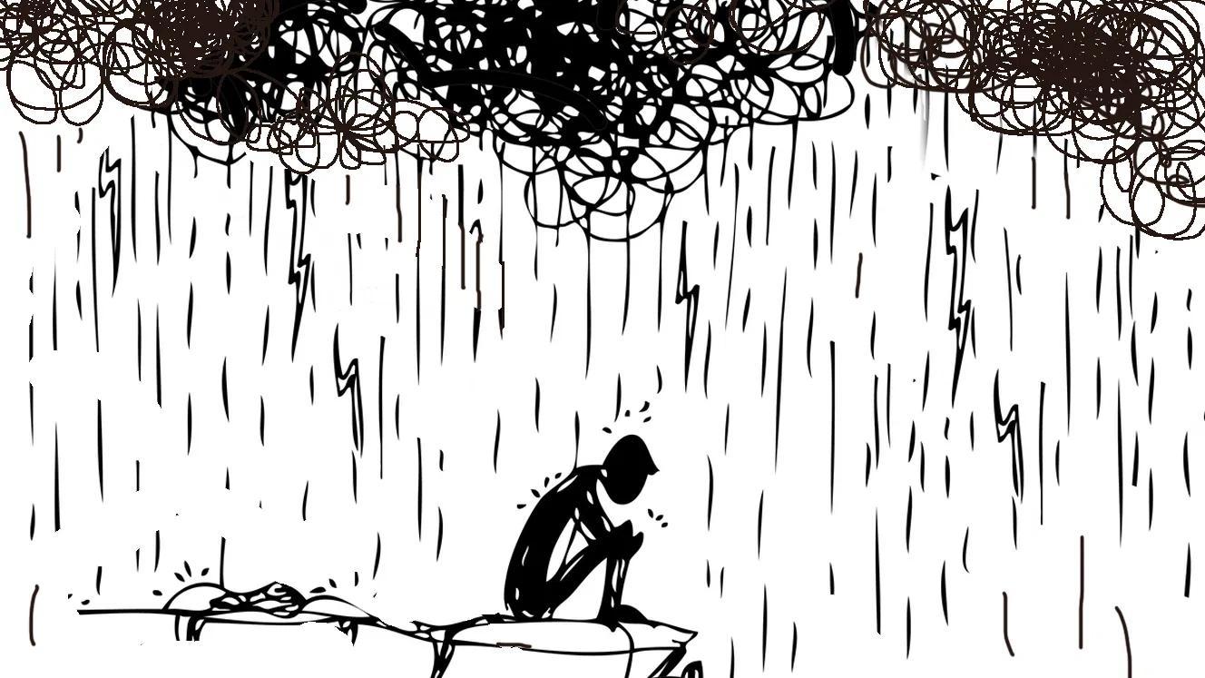 Депрессию назвали причиной развития воспалительных процессов в организме