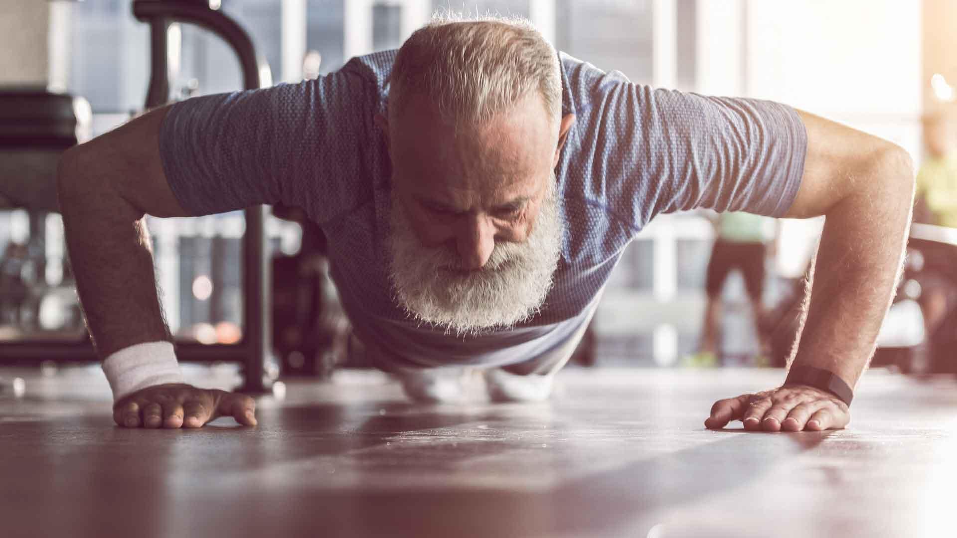 Физическая активность после 40 лет. Еще не поздно начать?