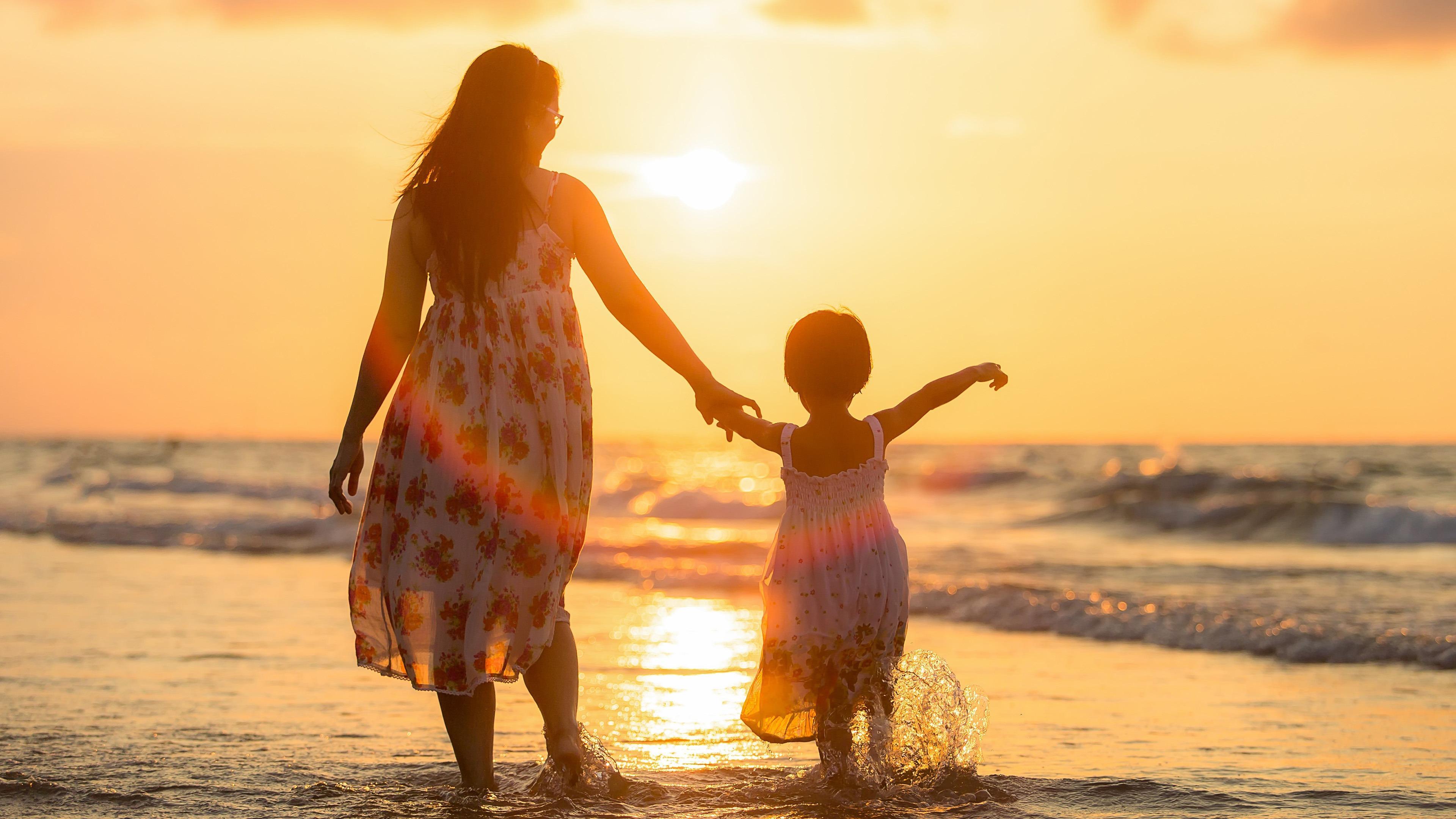 Присутствие детей повлияло на щедрость взрослых