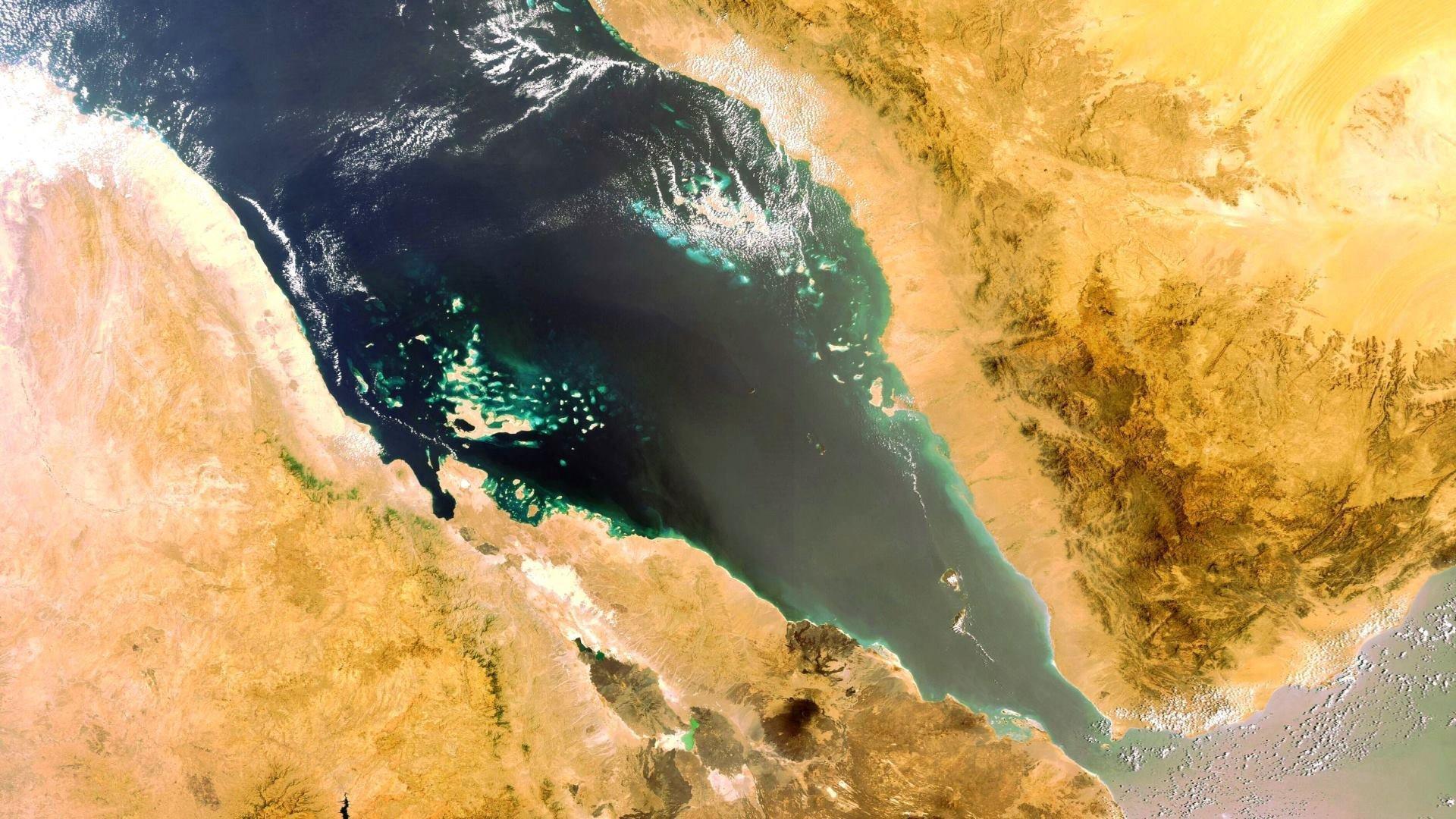 Красное море оказалось зрелым океаном