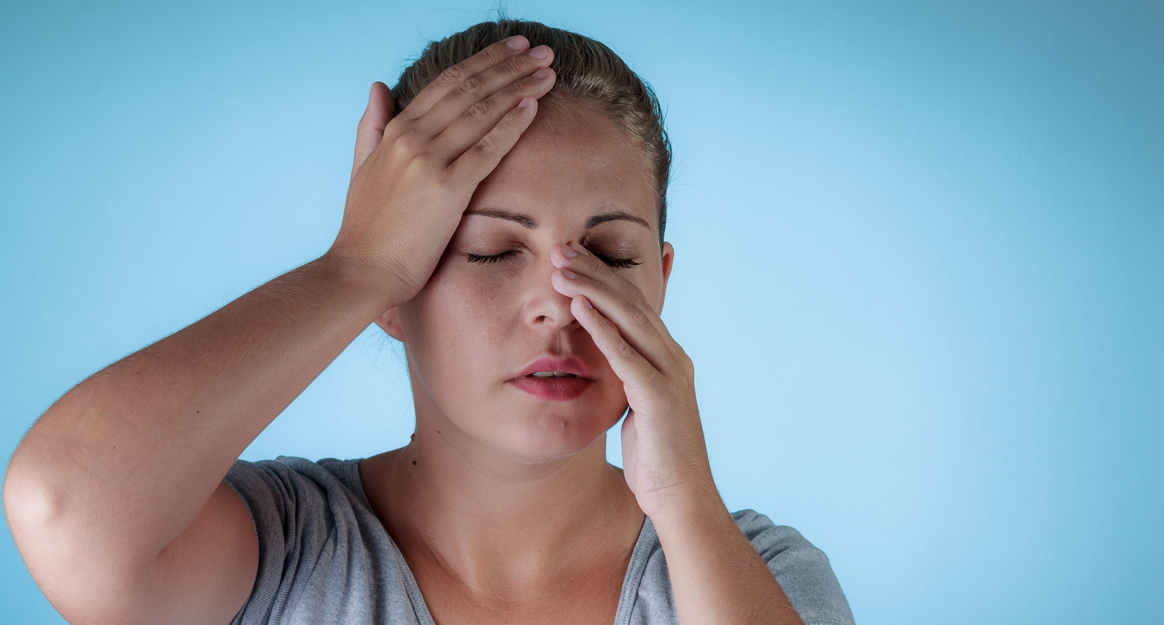 Как хроническое воспаление носовых пазух влияет на мозговую деятельность