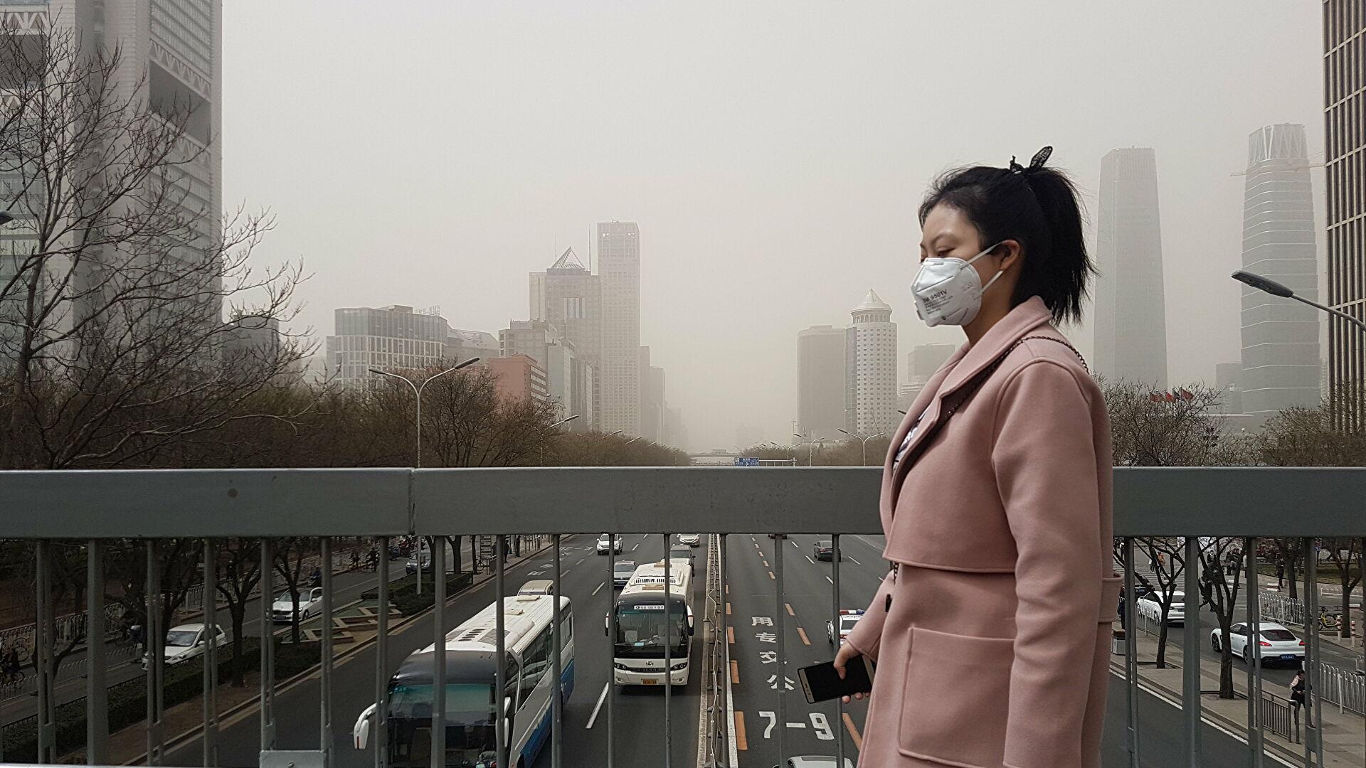 Загрязненный воздух во время беременности повышает риск астмы у ребенка