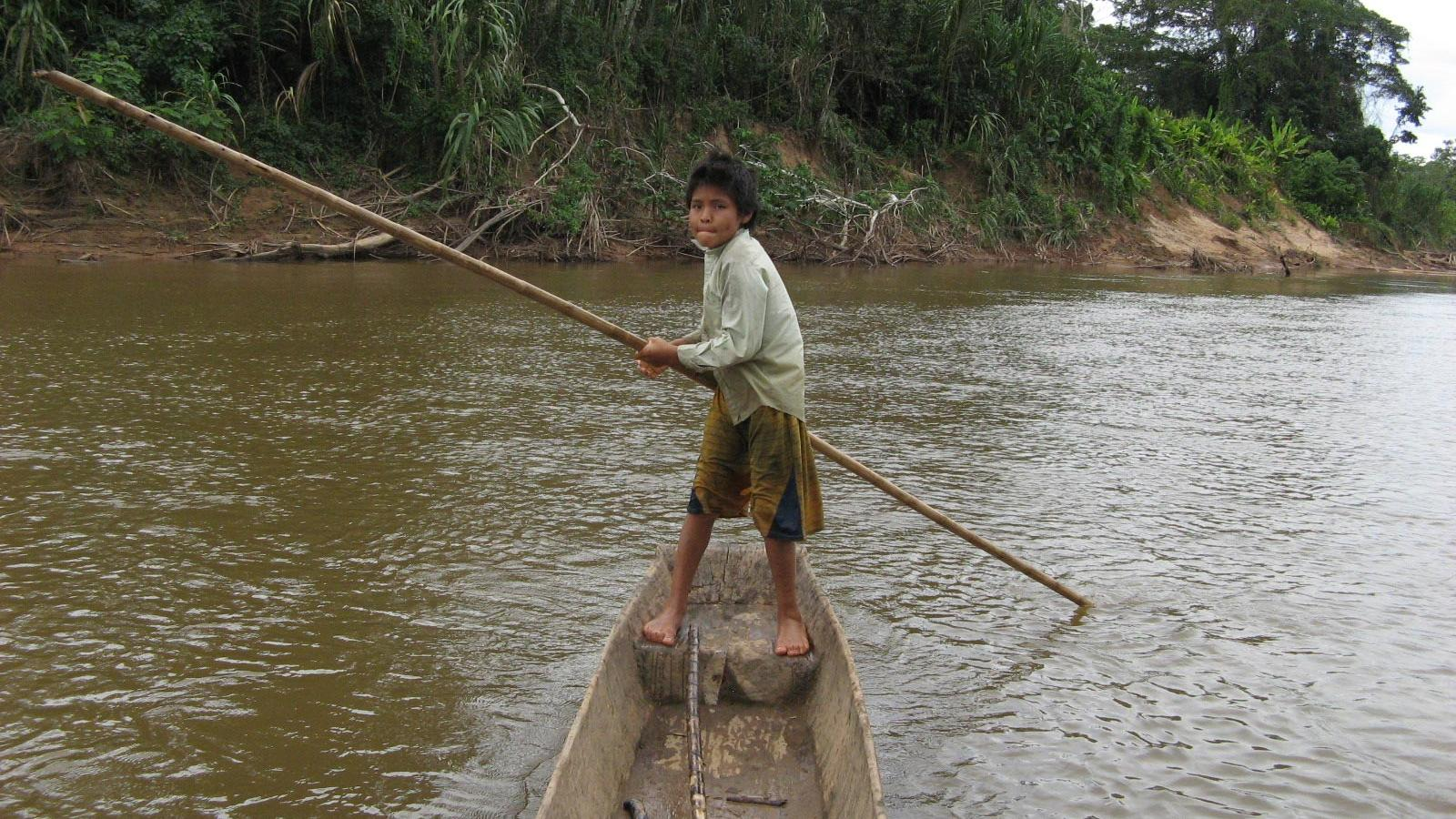 Образ жизни коренных жителей Амазонки назвали ключом к замедлению старения
