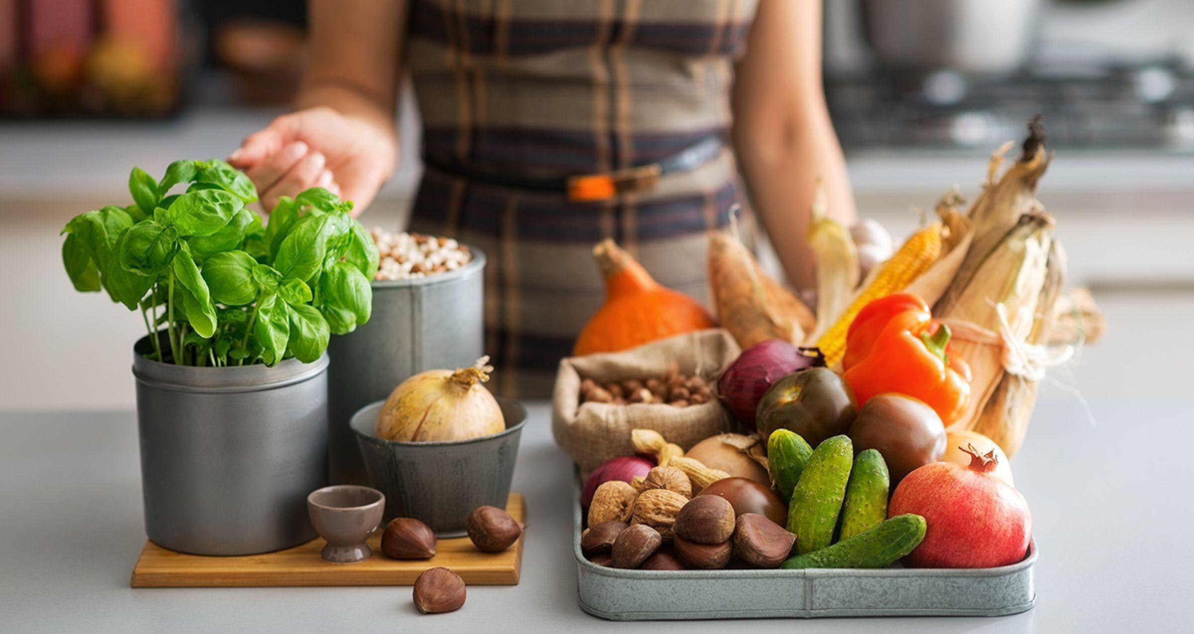 У вегетарианцев оказался более здоровый уровень маркеров болезней, чем у мясоедов